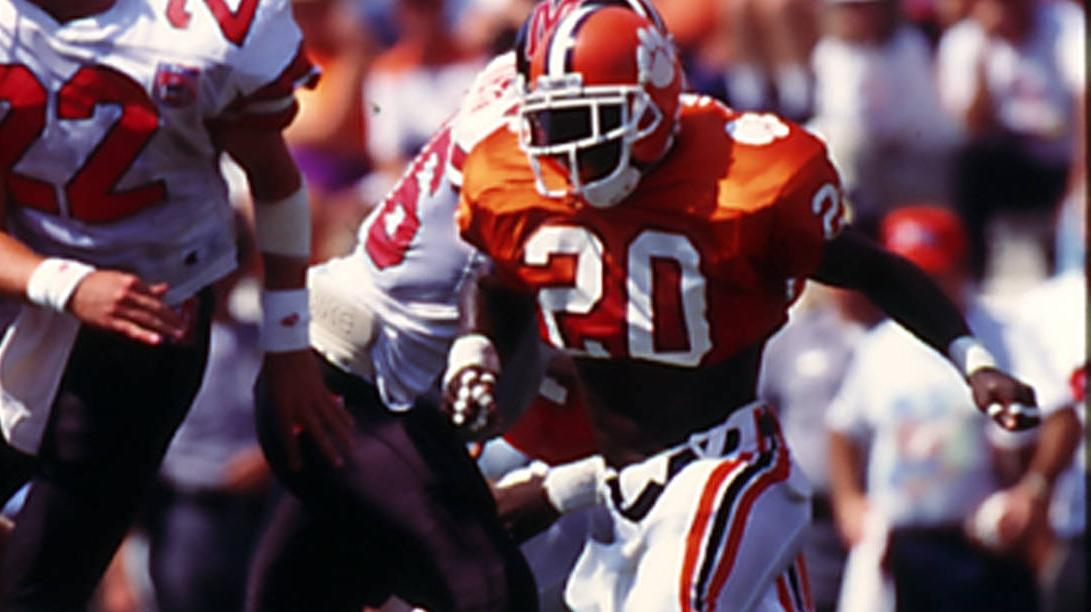 Clemson Football PAW Video: Brian Dawkins
