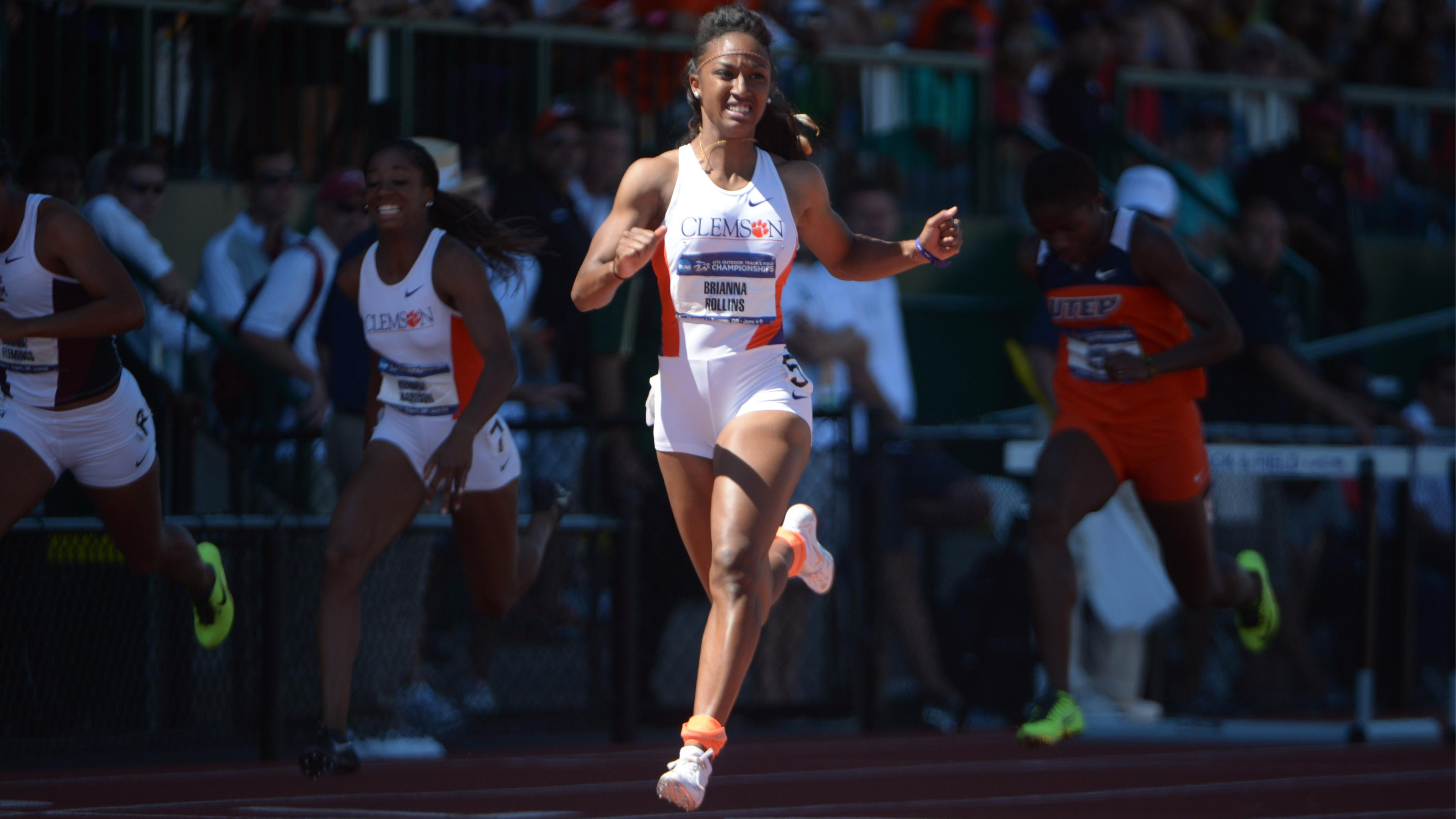 Rollins Named USA Track & Field Athlete of the Week