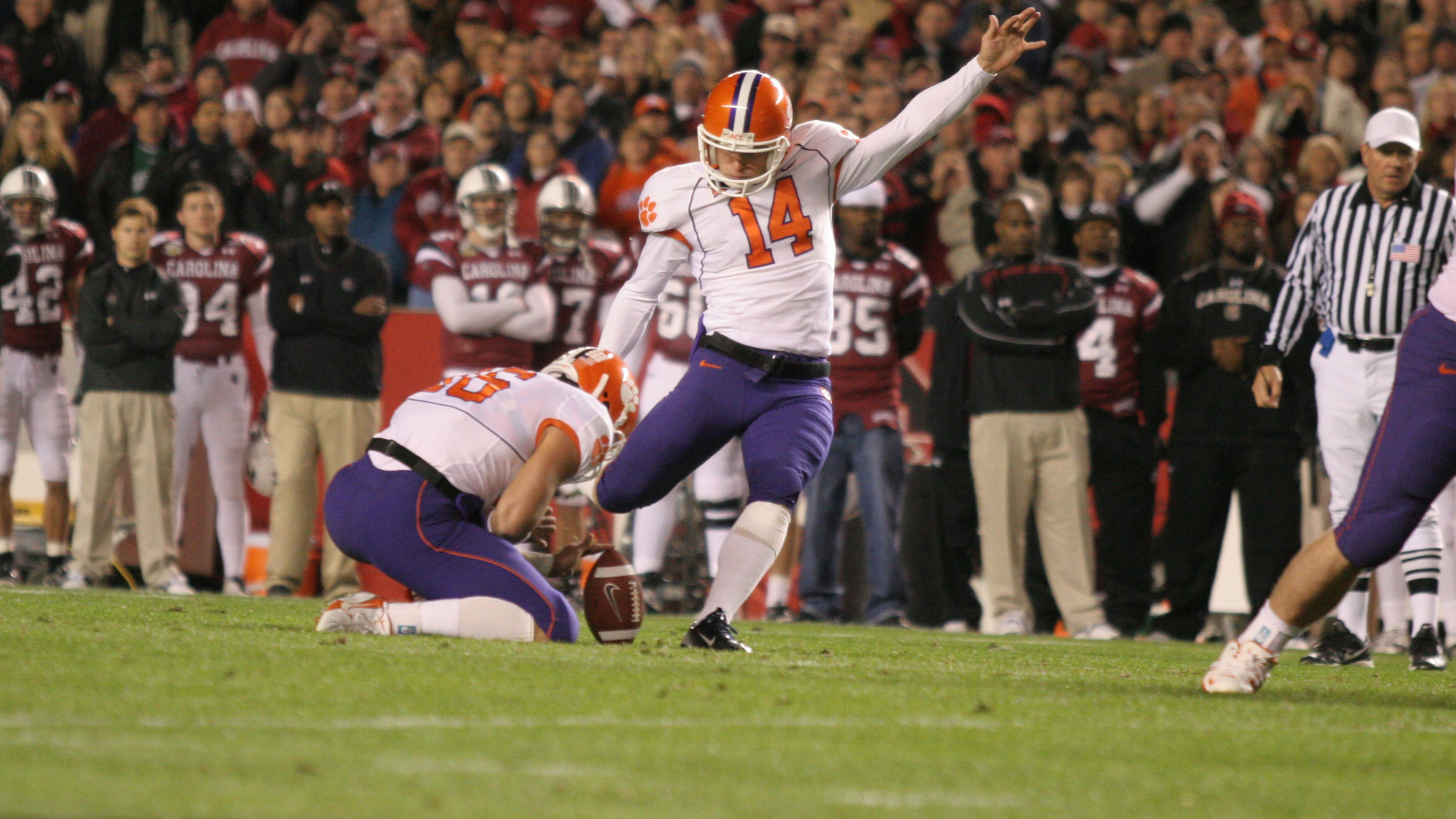 Former Clemson Two-Sport Star Qualifies for US Public Links