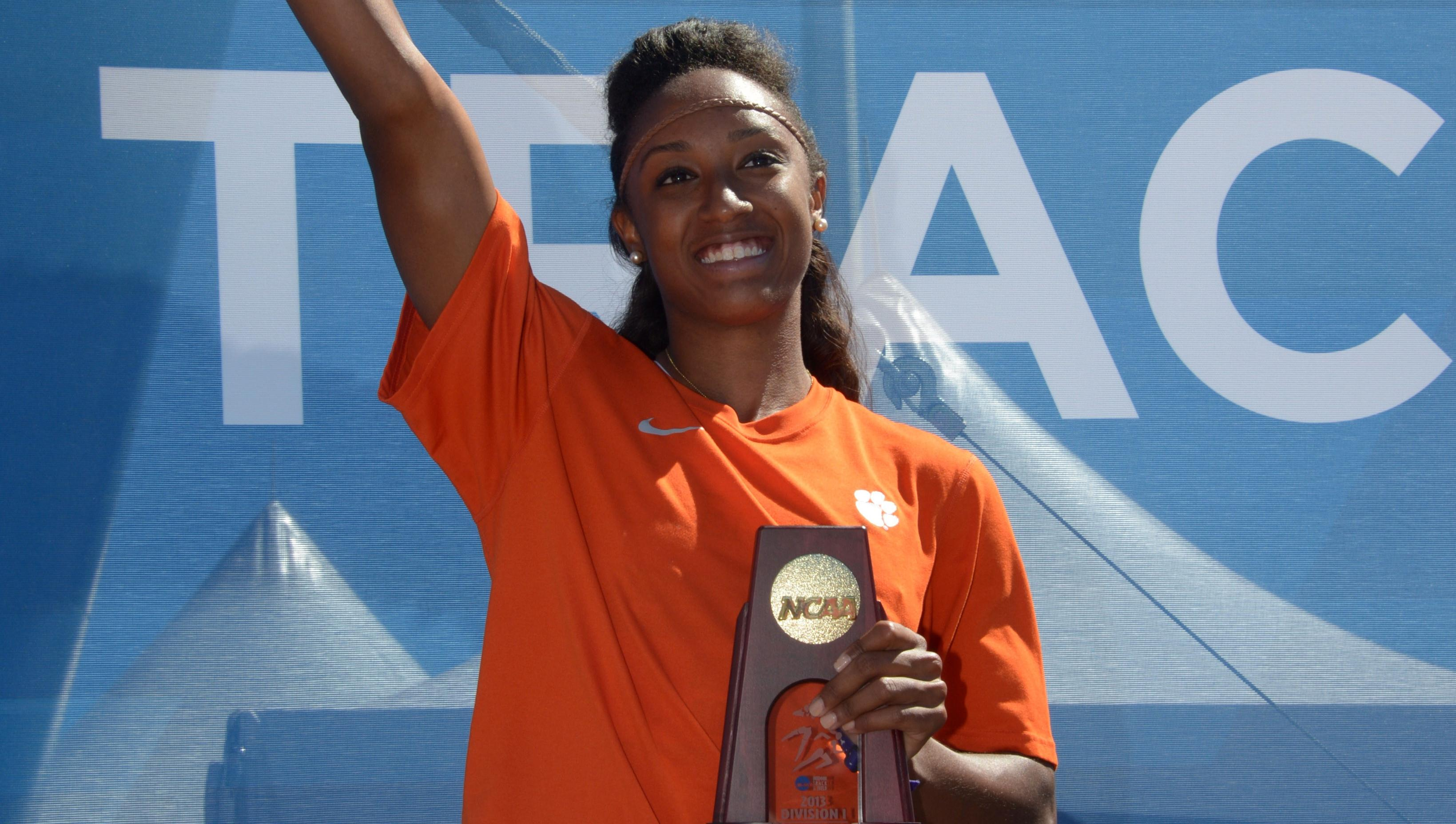 Rollins Named USTFCCCA Women's National Track Athlete of the Year