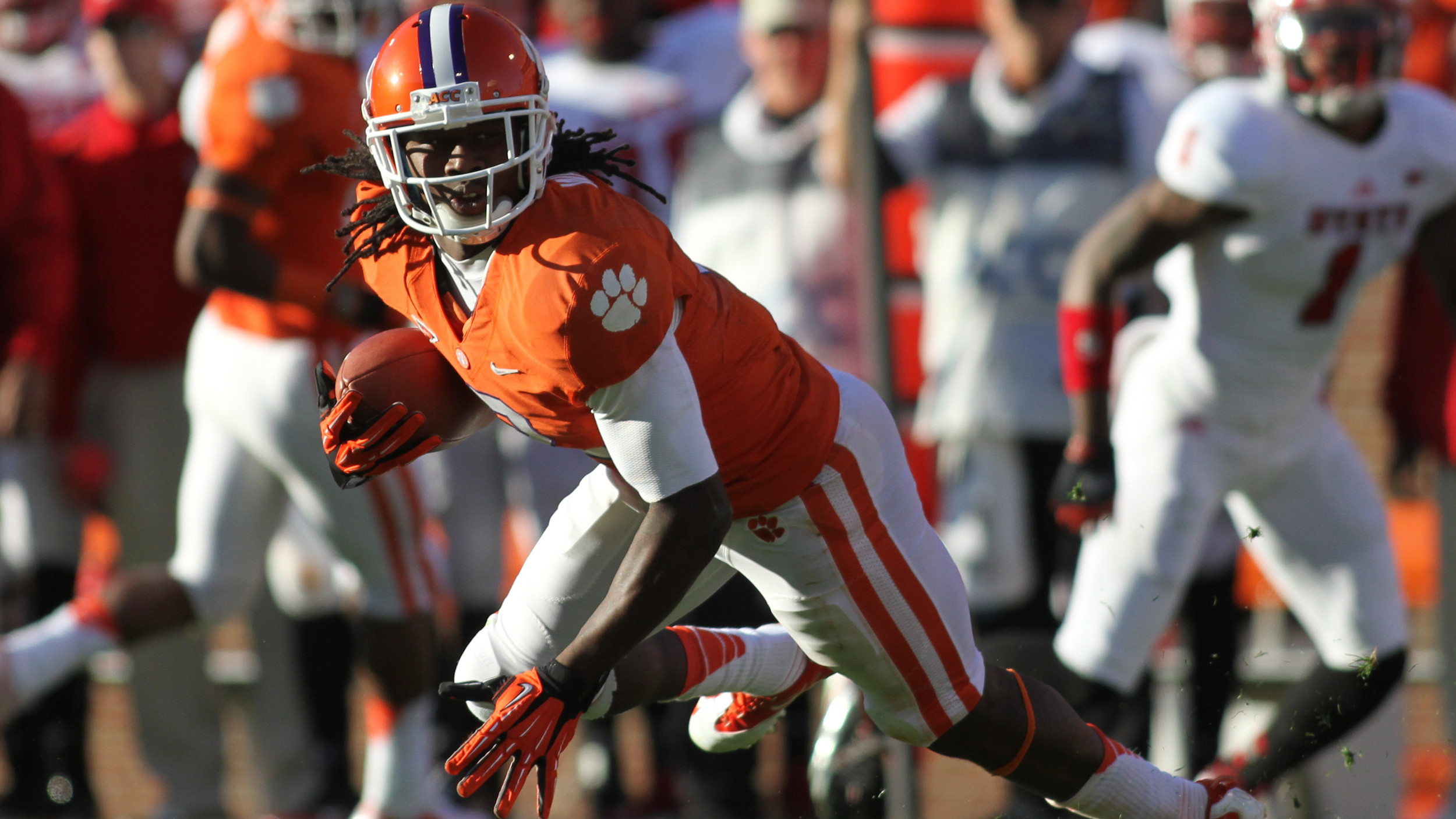 Clemson Football Video: 100 Days Until Kickoff for the 2013 Season