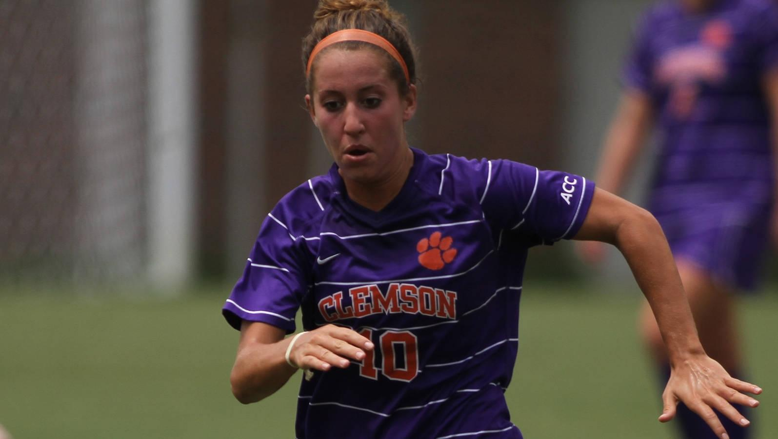 Clemson Women's Soccer Program Announces 2013 Schedule