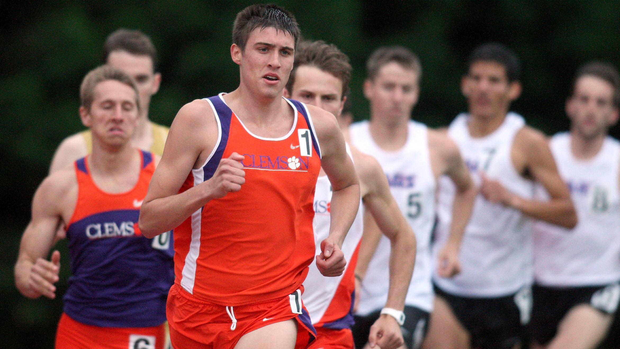 Four Tigers Named USTFCCCA All-Academic for Track & Field