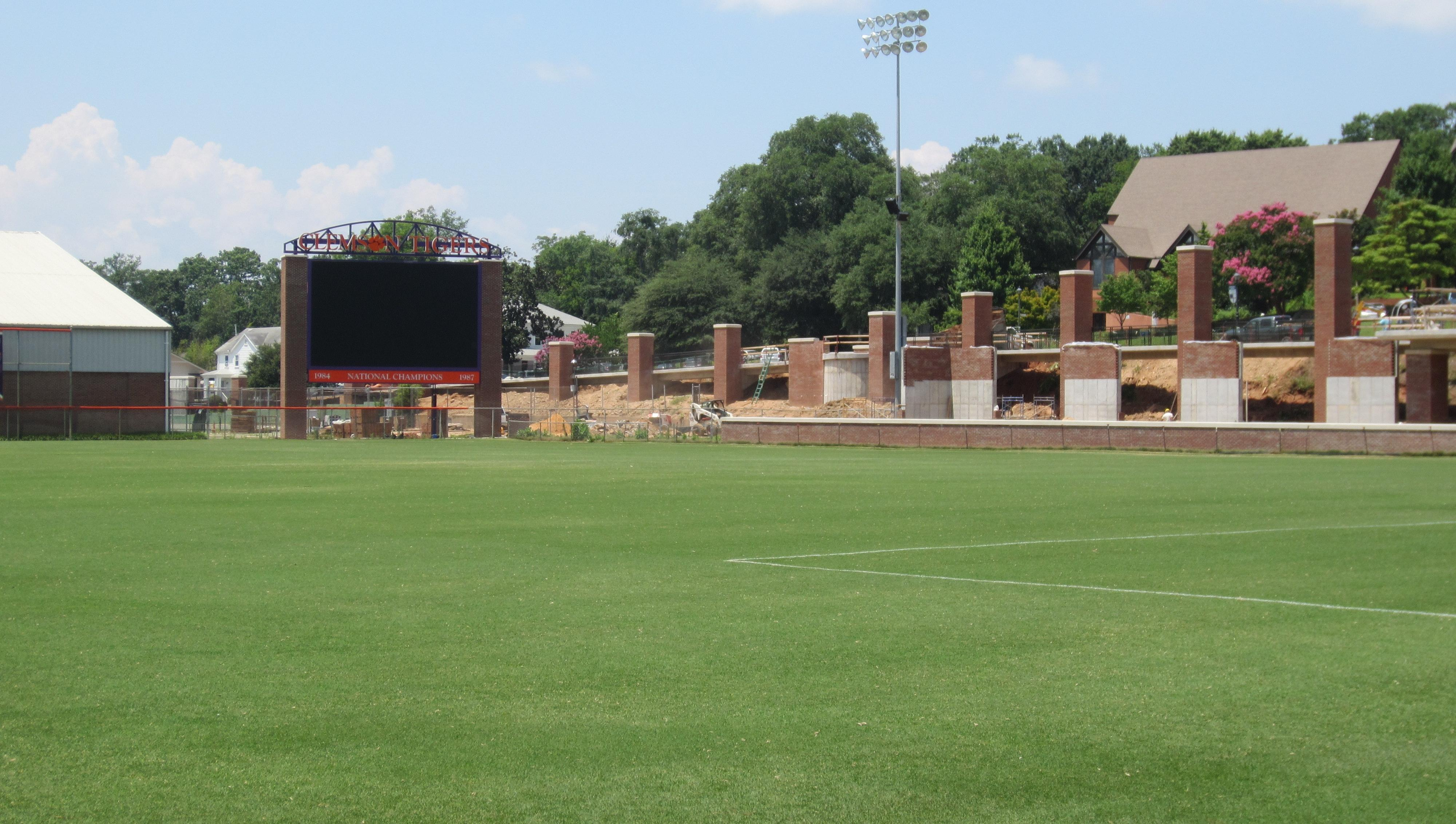 NEW PHOTOS ADDED 7/19 – Gallery: Historic Riggs Field Construction Update