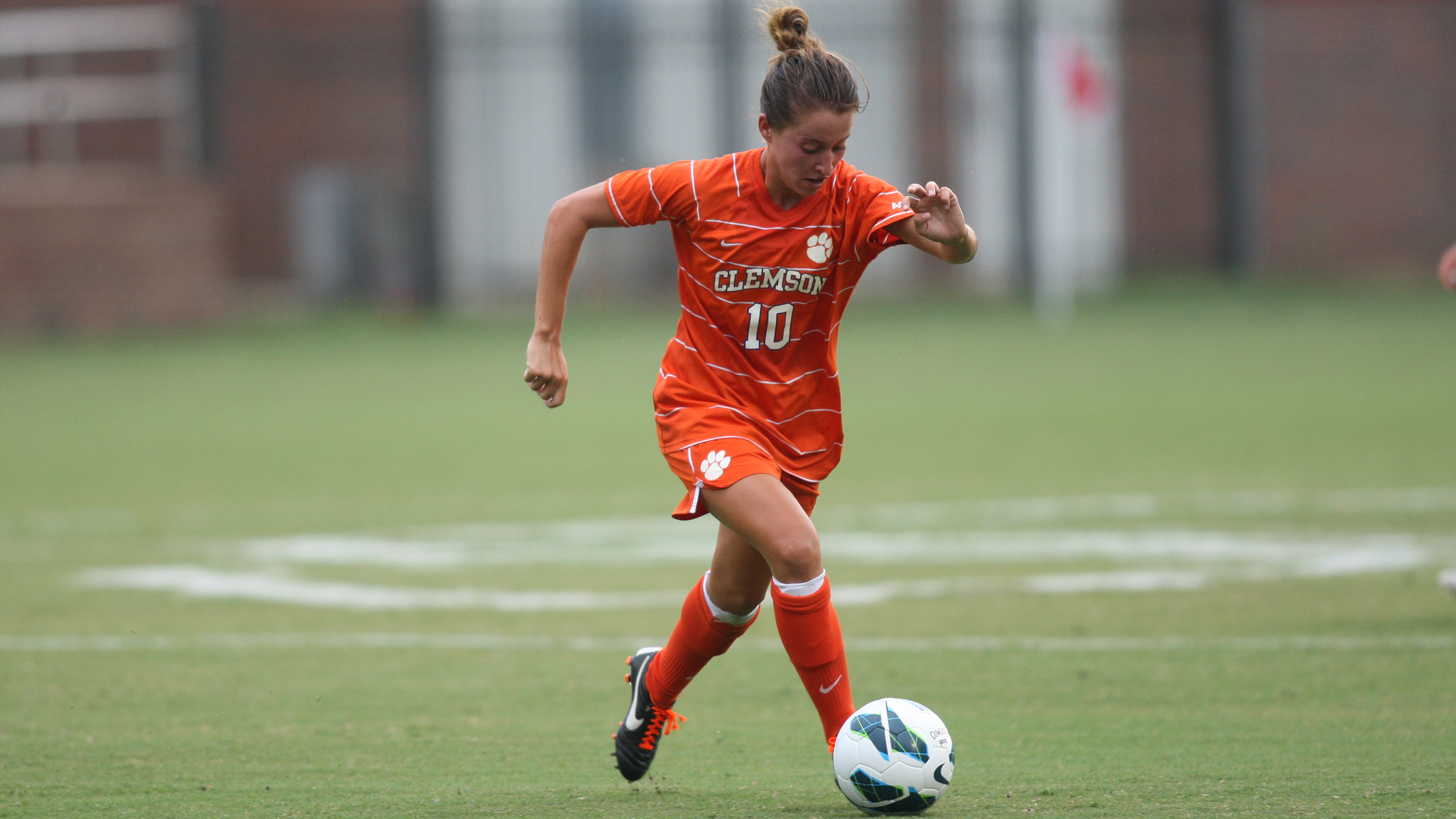 Clemson Women's Soccer Team Plays to Double-Overtime Tie with USF Friday in Tampa