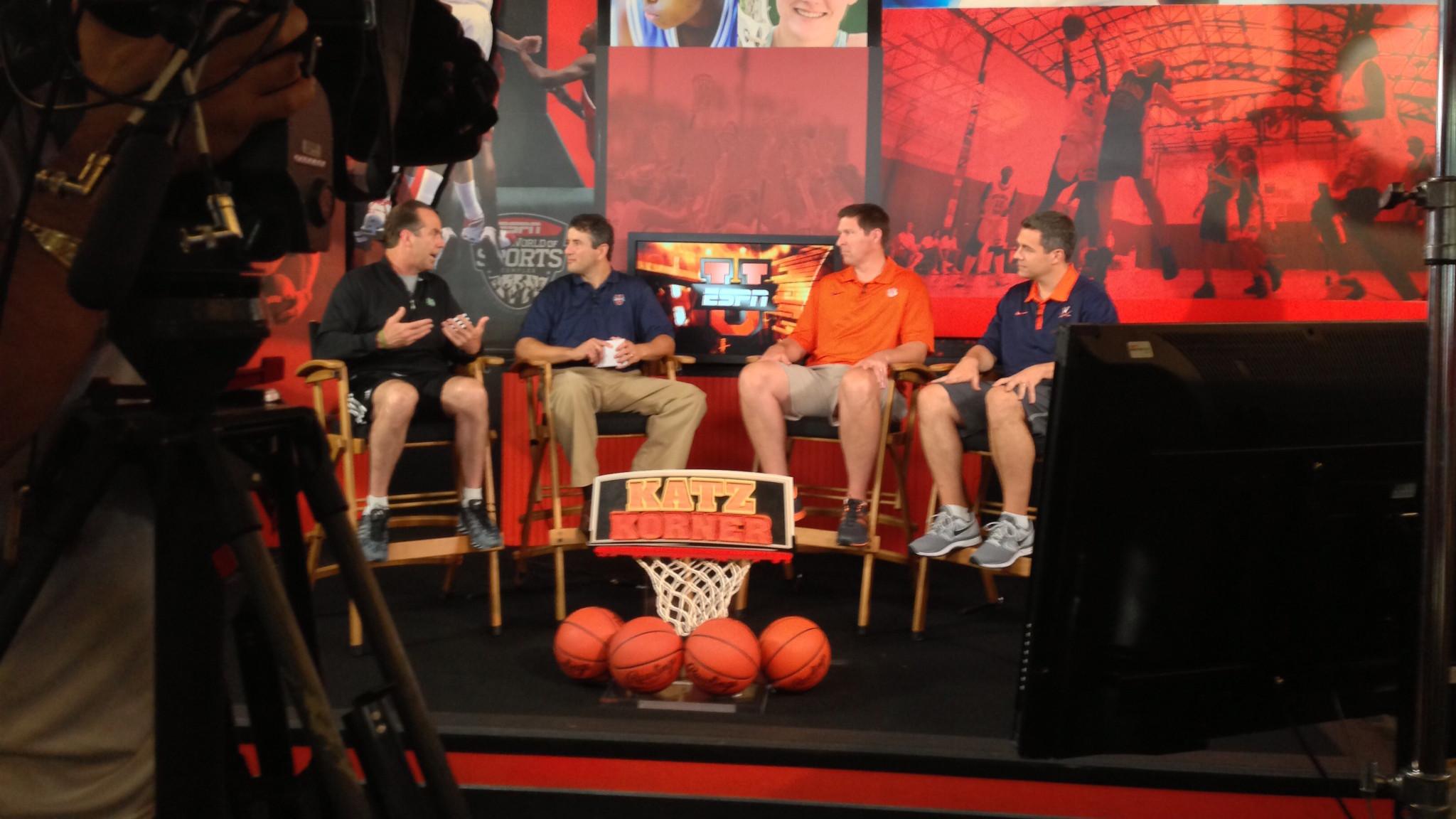 Brad Brownell to Appear on ESPNU's Katz Korner from Orlando on Thursday