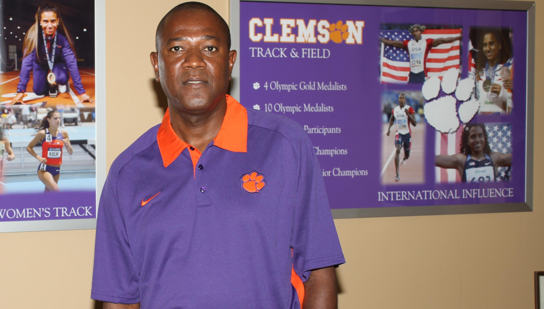 Meet New Track & Field Head Coach Mark Elliott