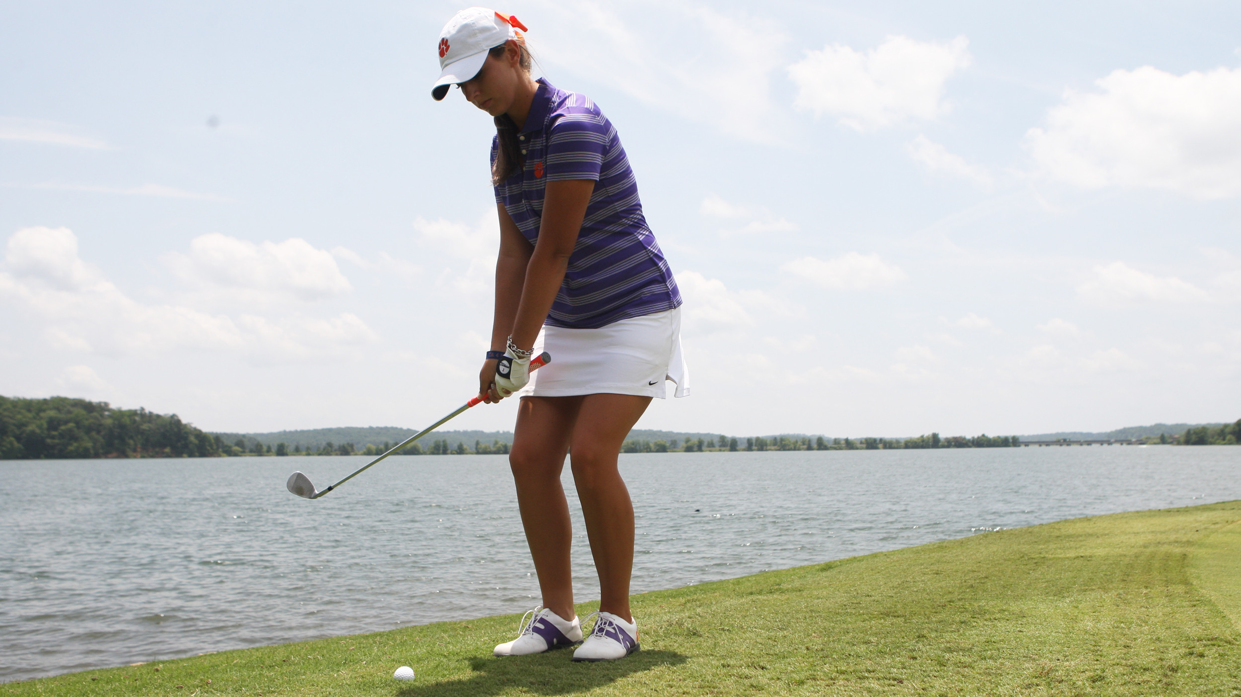 Three Lady Tigers Compete at US Amateur in Charleston