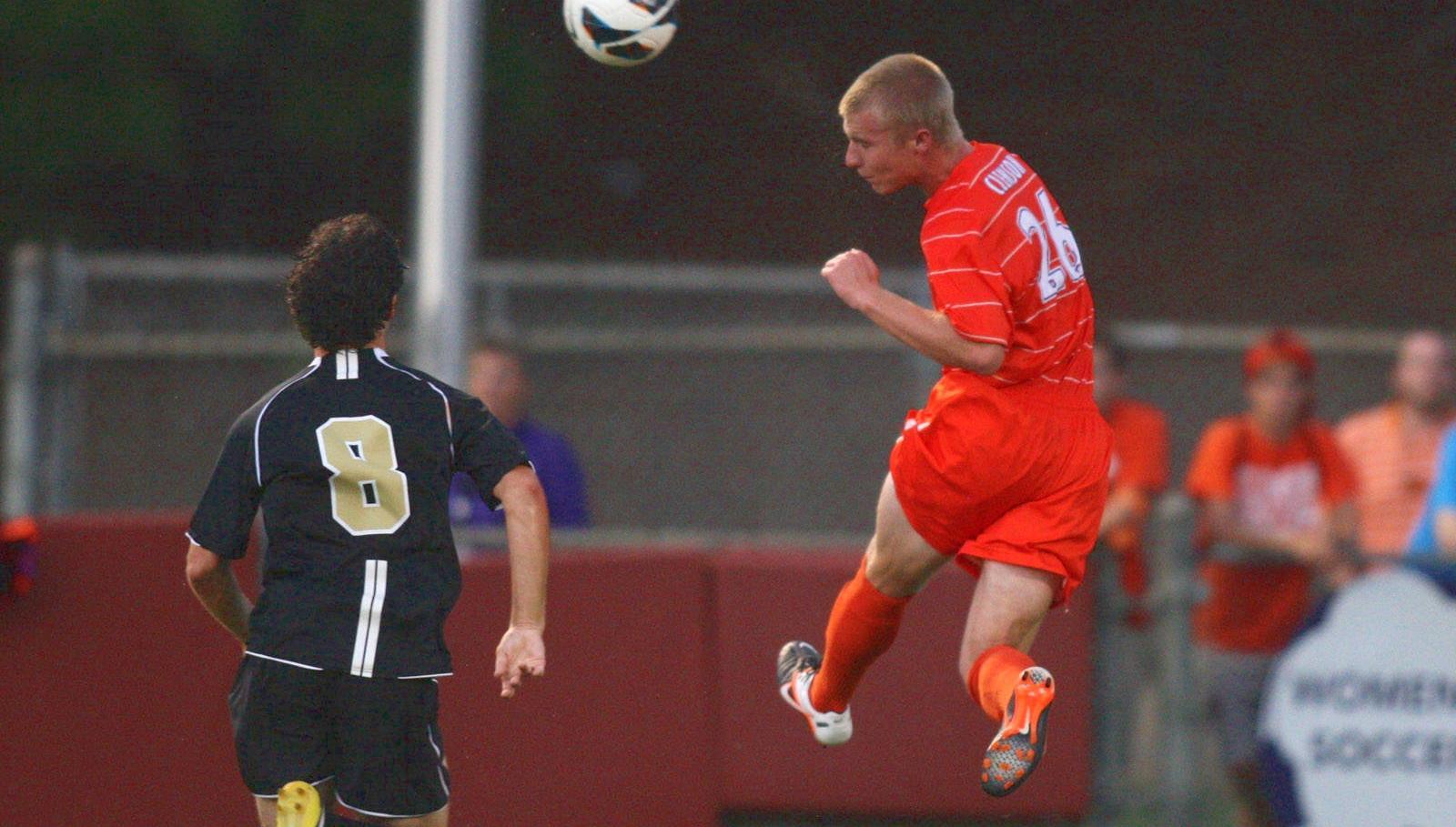 Clemson Men's Soccer To Open 2013 Season Friday vs. Mercer