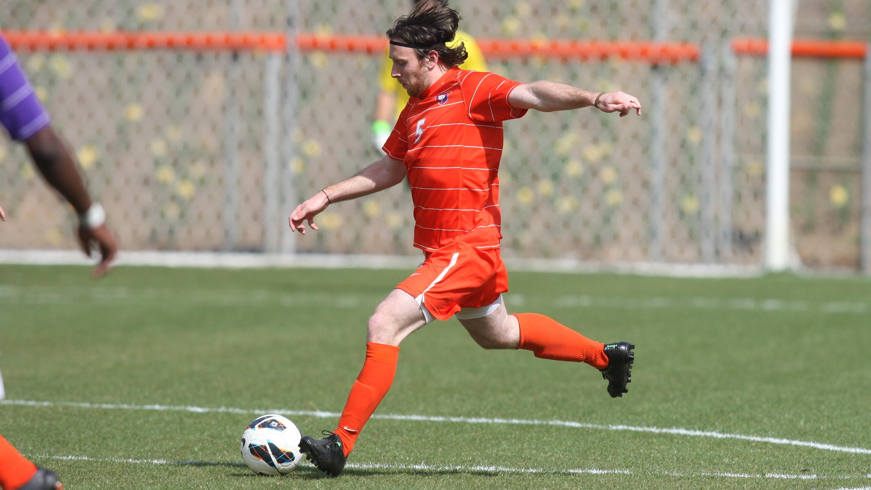 Football Game Program Feature: Men's Soccer Spotlight – Thomas McNamara