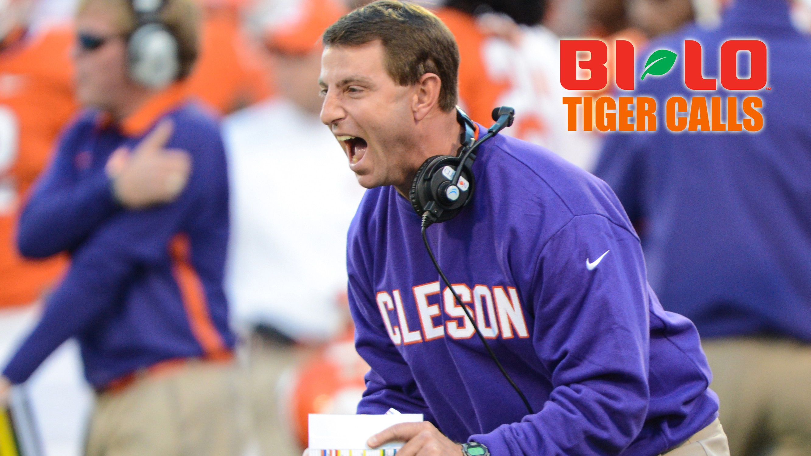 Tiger Calls with Dabo Swinney to be Held at BI-LO in Seneca Monday at 8 PM