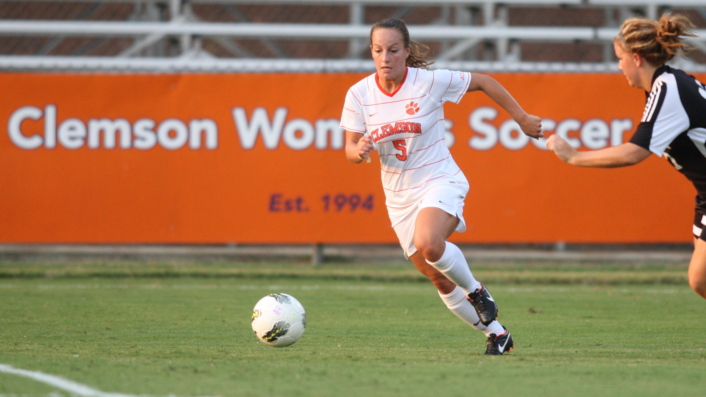 Clemson Women's Soccer Team Defeats Alabama in Exhibition Game Saturday