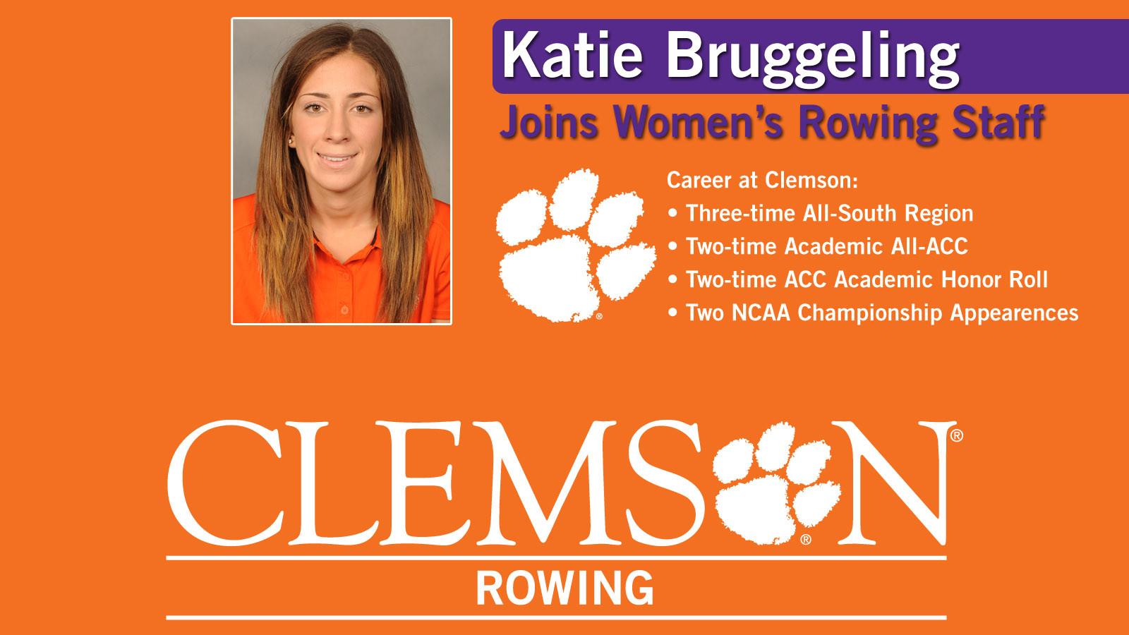 Bruggeling Joins Women?s Rowing Staff