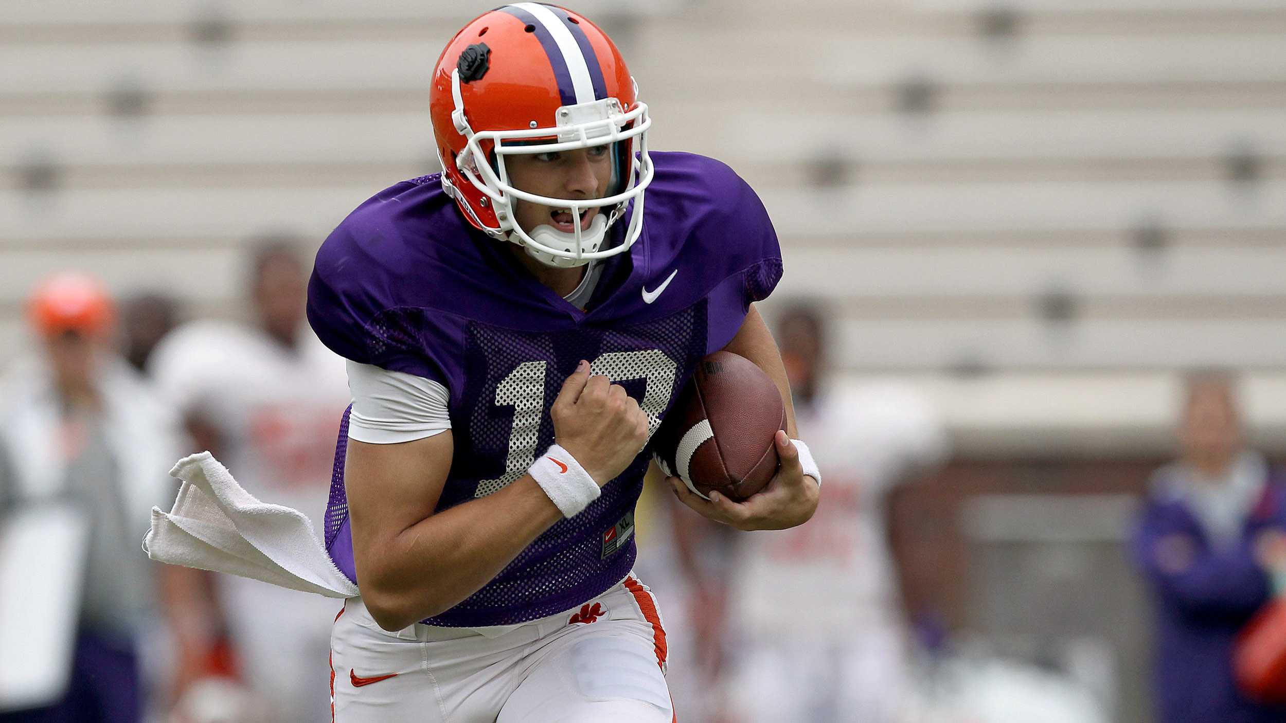 Clemson Football Scrimmage Report: August 17