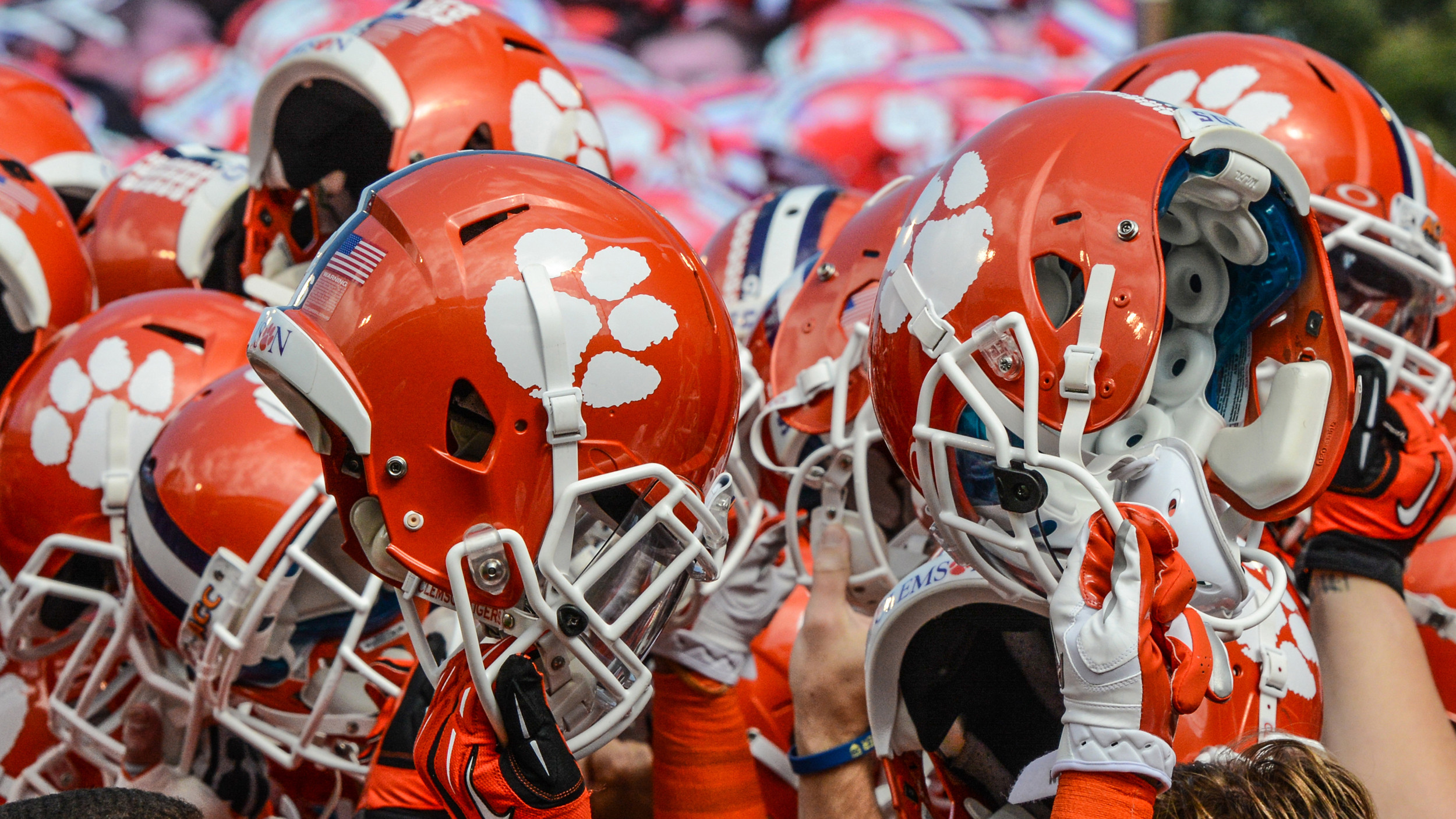 Tiger Paw Logo Ranked Second in the Nation by Athlon Sports