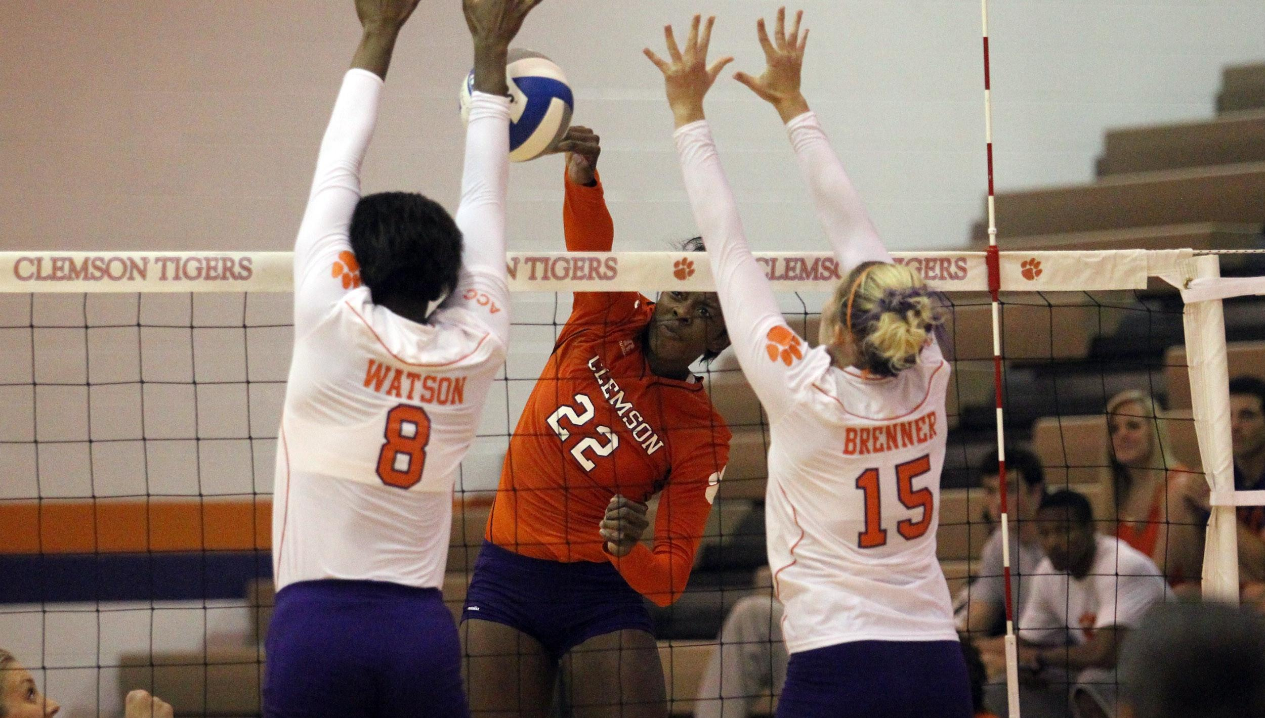 Volleyball Picked to Finish Eighth in ACC Preseason Poll