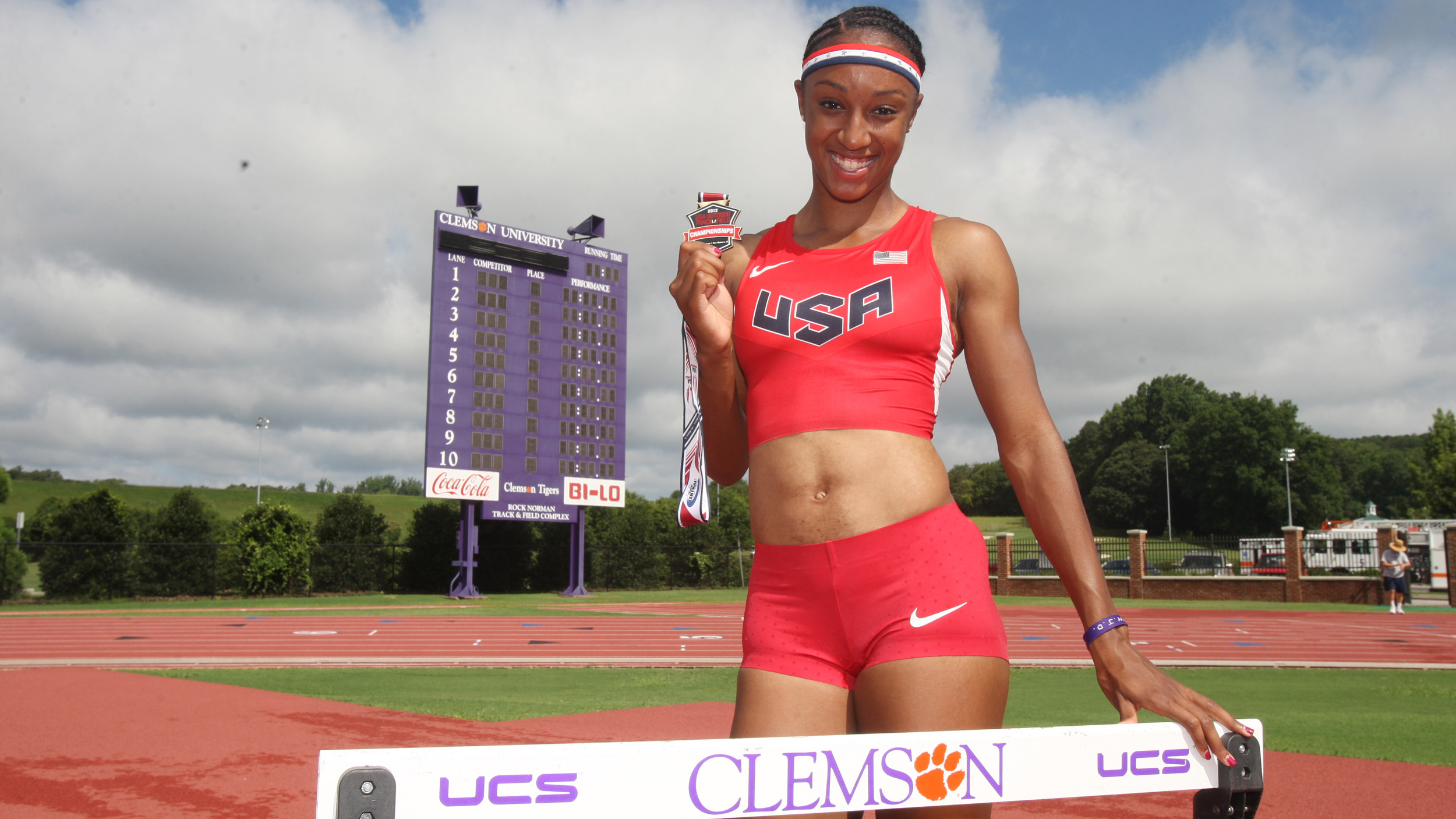 Four Athletes with Clemson Ties to Compete at IAAF World Championships