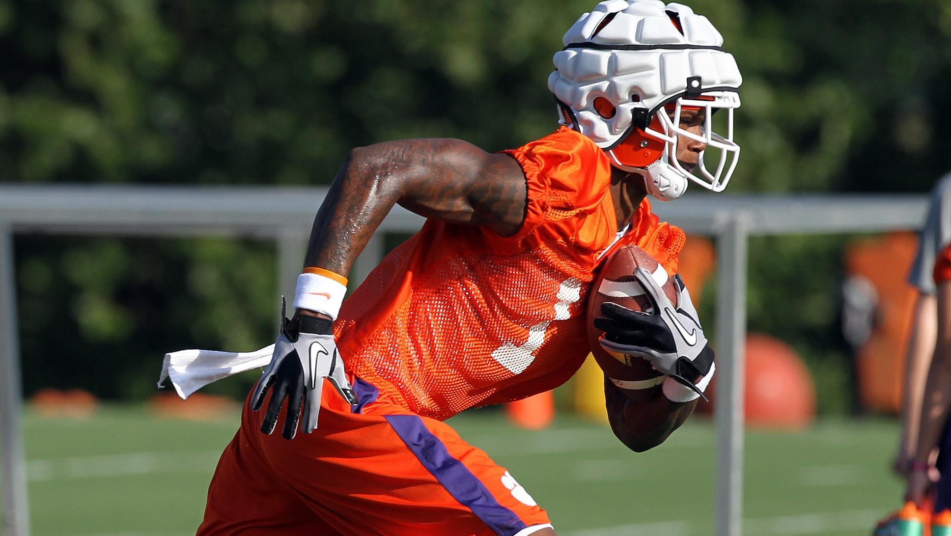 Clemson Football Practice Report: August 3