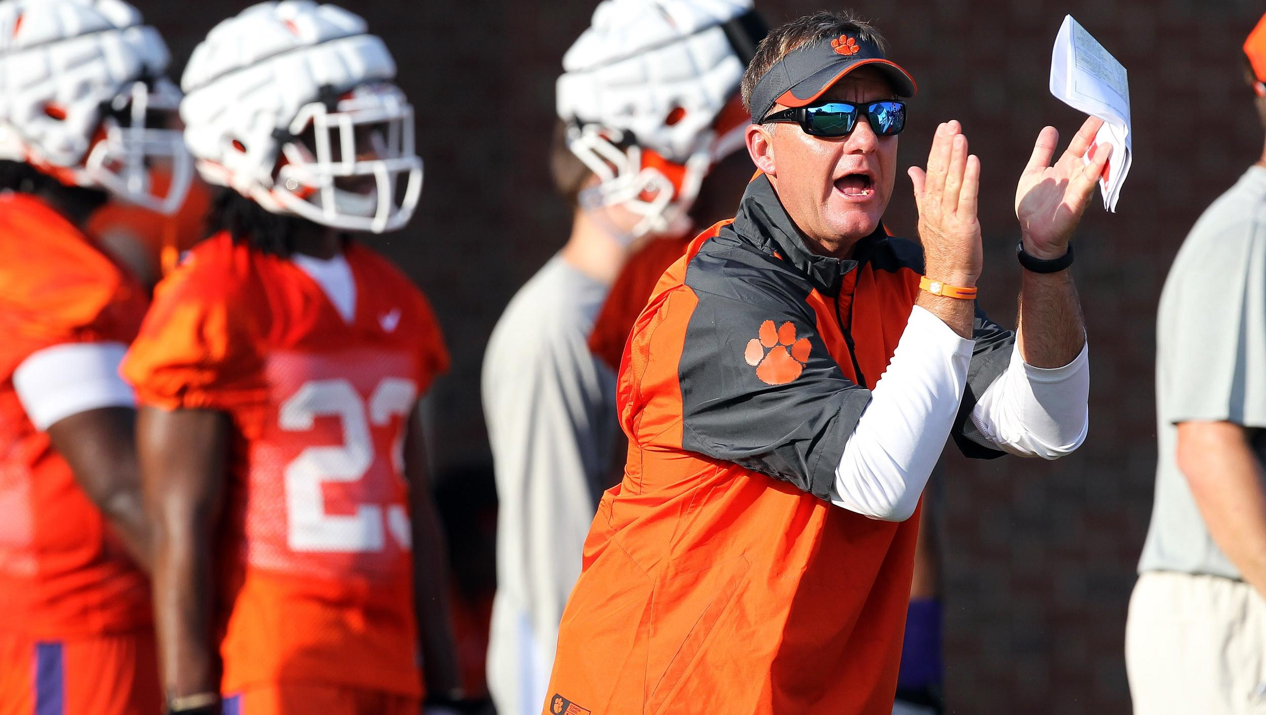 EXCLUSIVE: Coordinators Weigh In On Early Practices