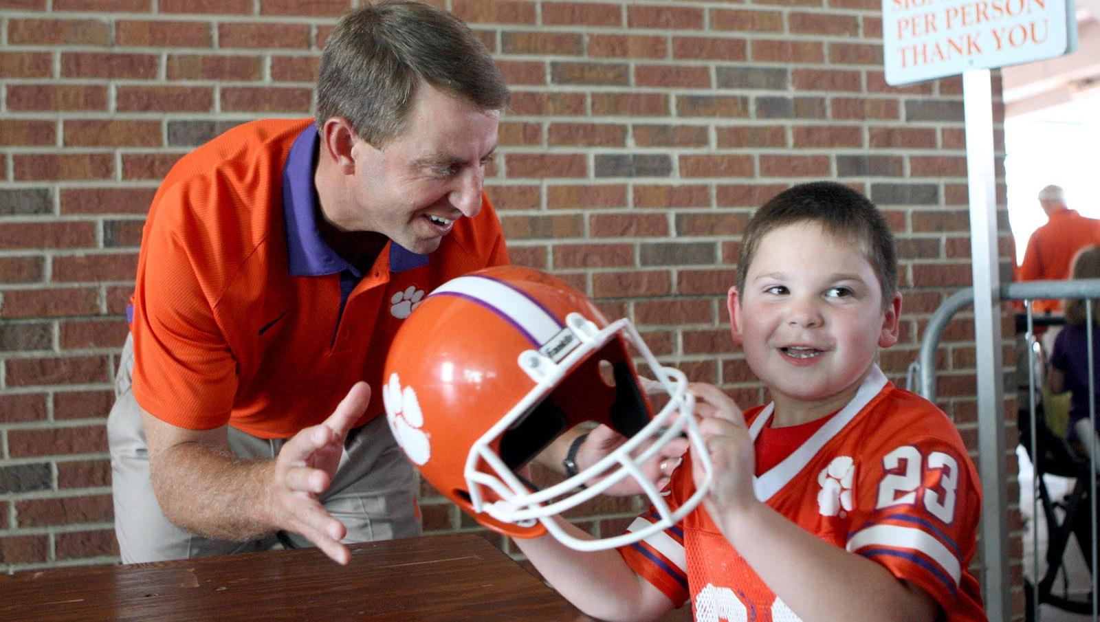 Clemson to Hold Fan Appreciation Day August 18