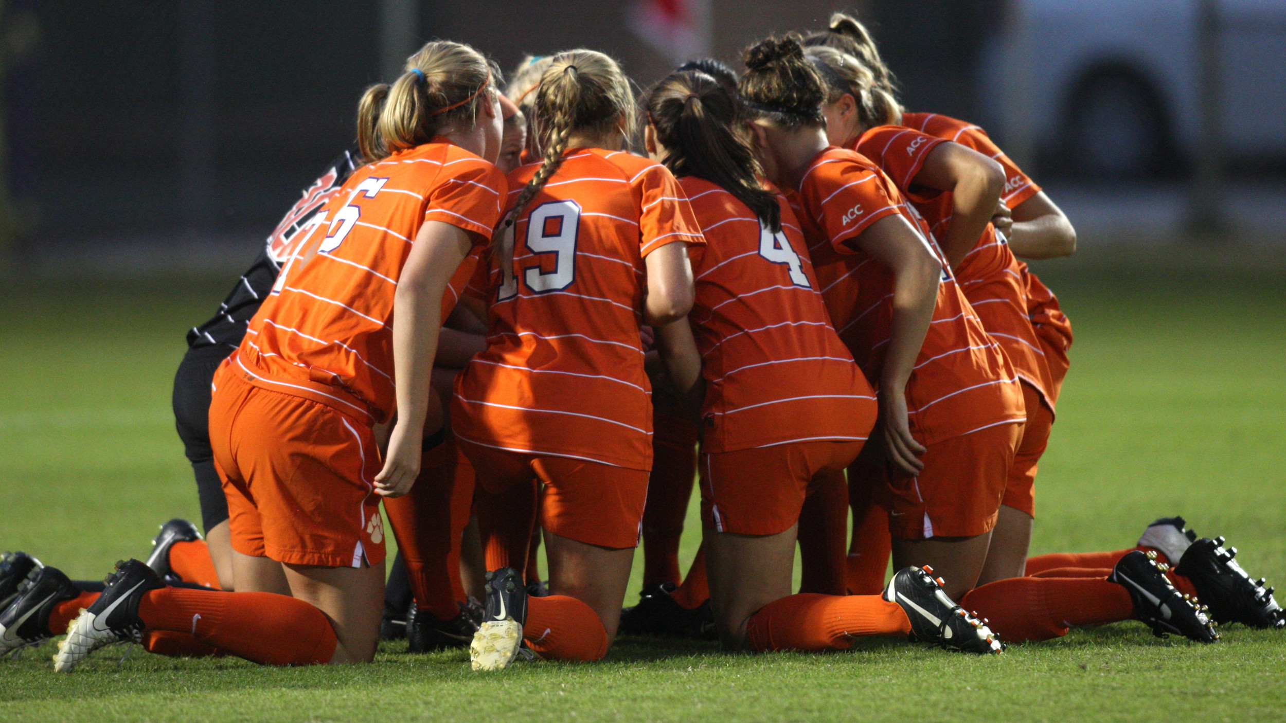 Clemson Women's Soccer to Open 2013 Season at Auburn Friday