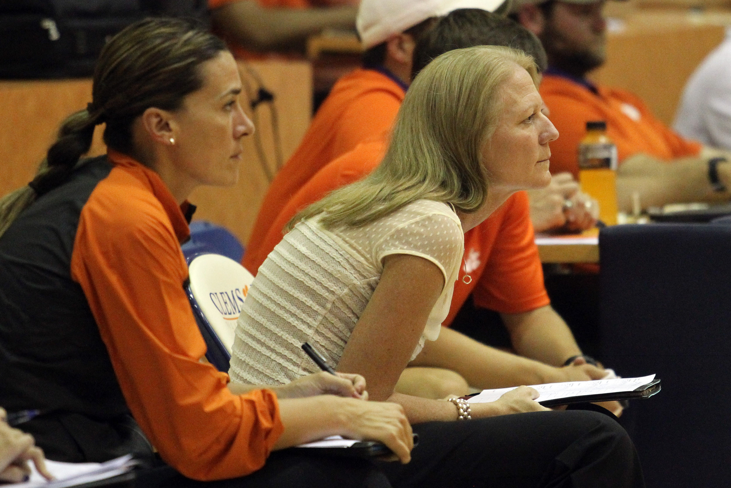 @ClemsonVB Signs Two Players in 2014 Class
