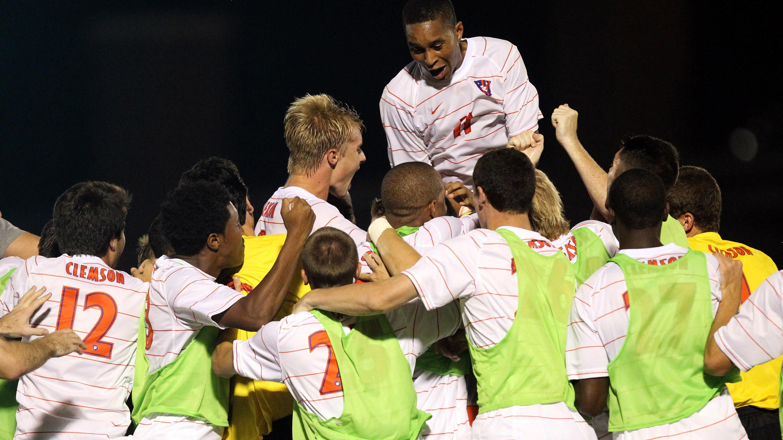 VIDEO: Clemson Men's Soccer 2013 Season Highlights