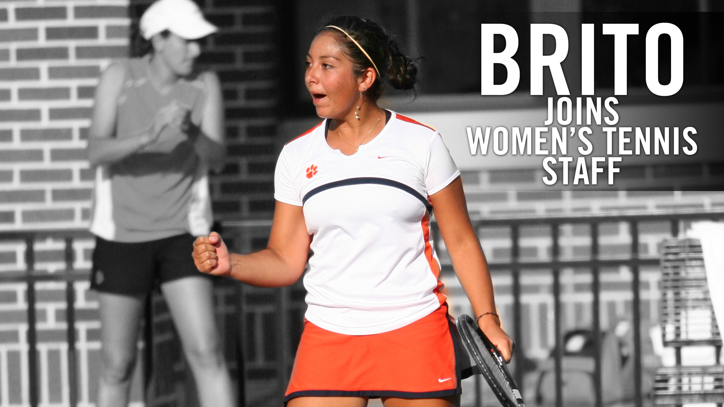 Maria Brito Joins Women?s Tennis Staff as Assistant Coach