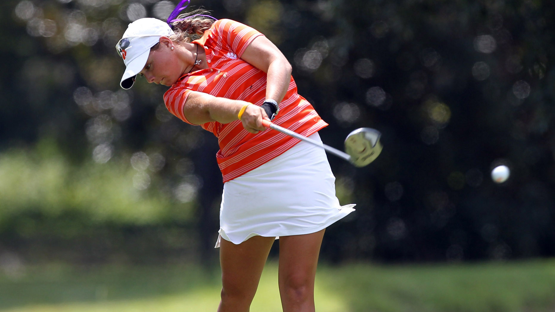 Clemson in Fourth Place after First Round of Florida State Match-Up