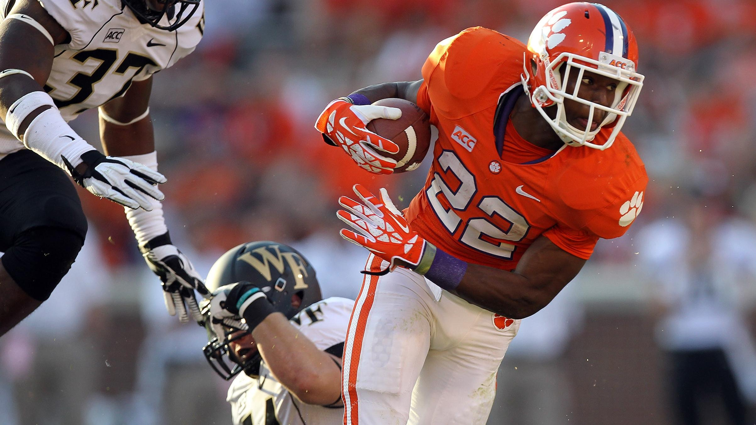 Clemson @ Syracuse Football Game to Kick Off at 3:30 PM on October 5
