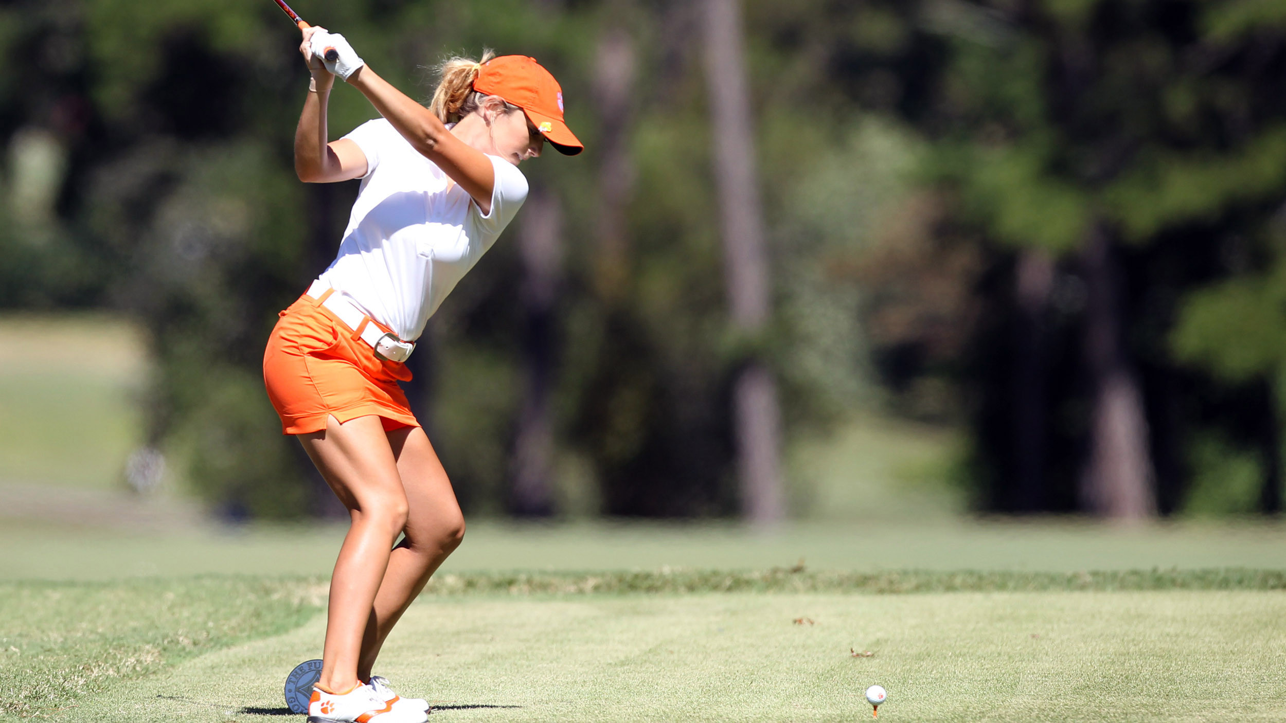 Tigers Head into Final Day in 13th at NCAA's