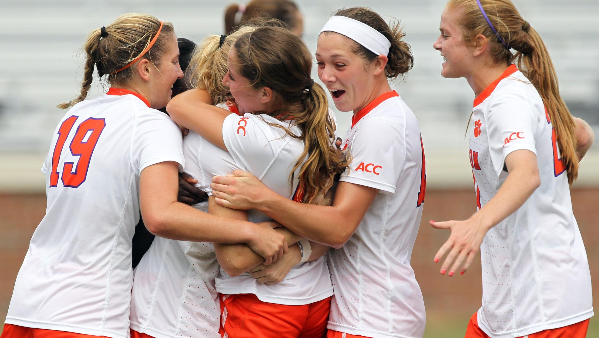 Clemson Defeats Boston College Sunday for First ACC Win of Season