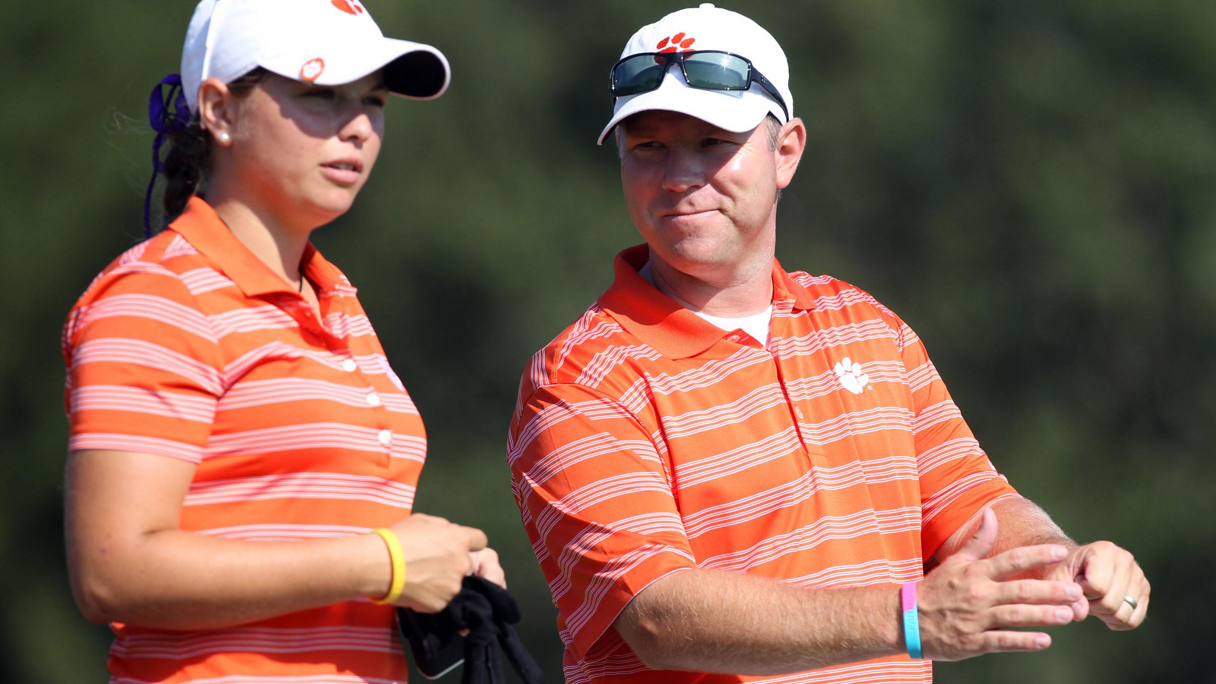 Clemson Ranked 11th in Final Fall Women's Golf World Poll