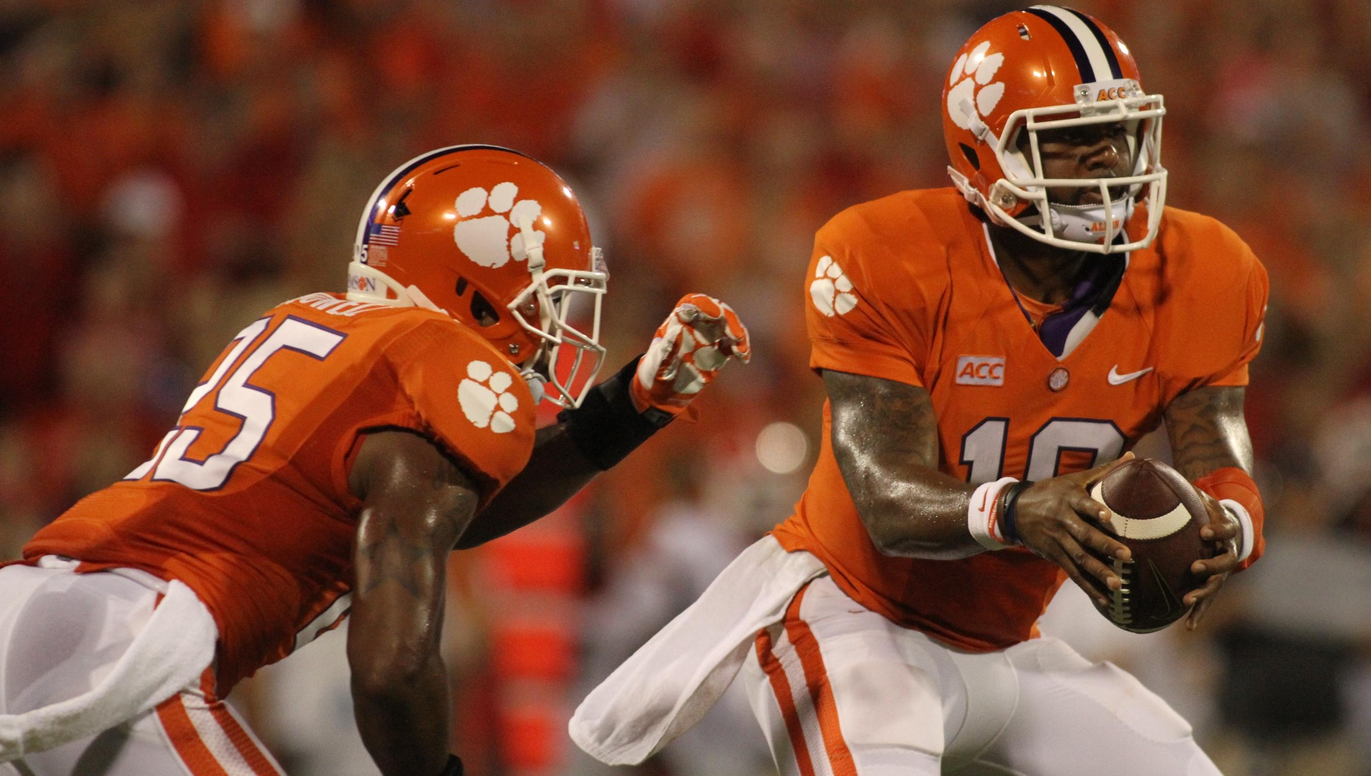 EXCLUSIVE: Swinney: Tigers Must Improve to have Special Season