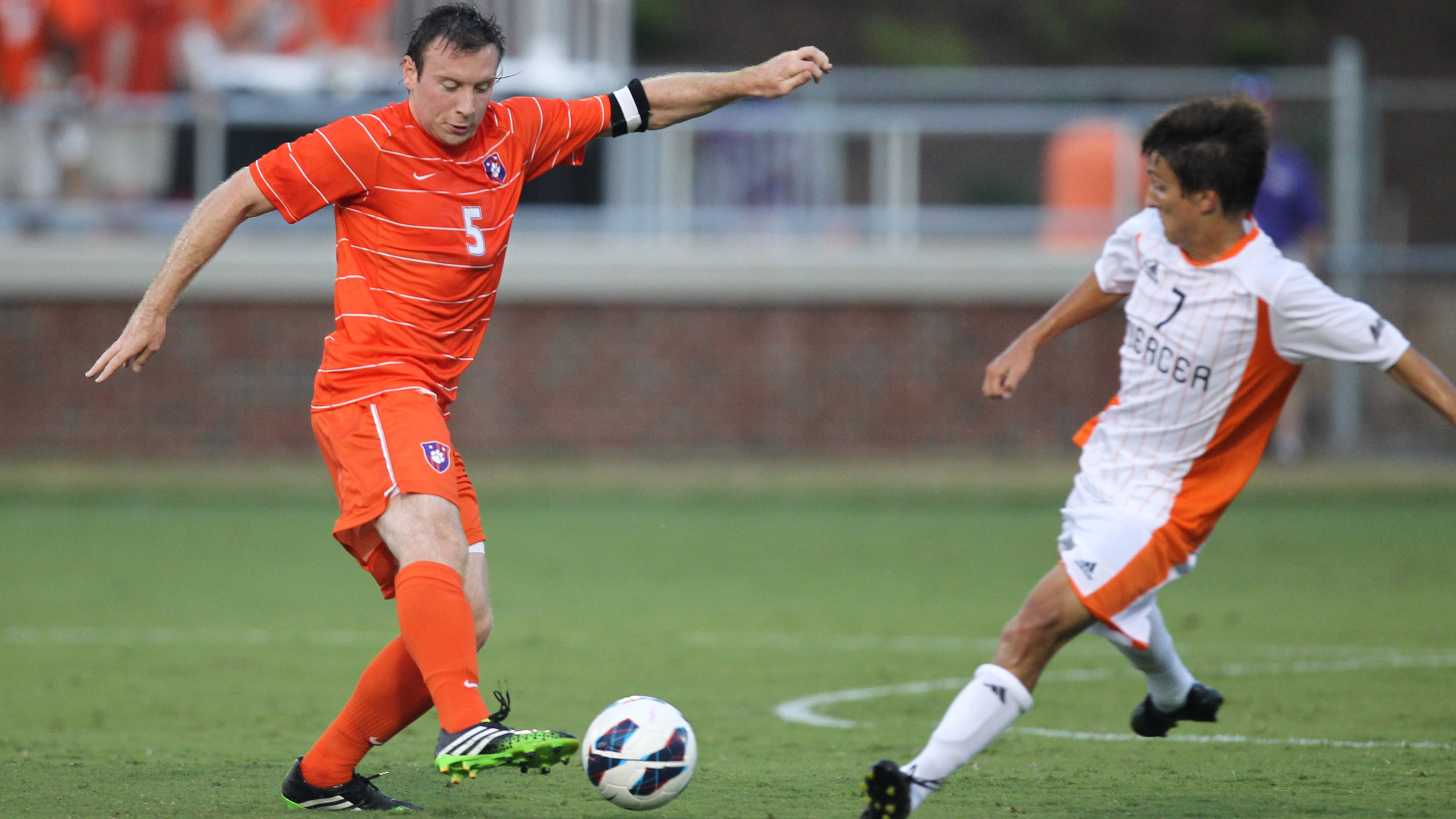 EXCLUSIVE: McNamara Validates Coach's Belief in Clemson Debut