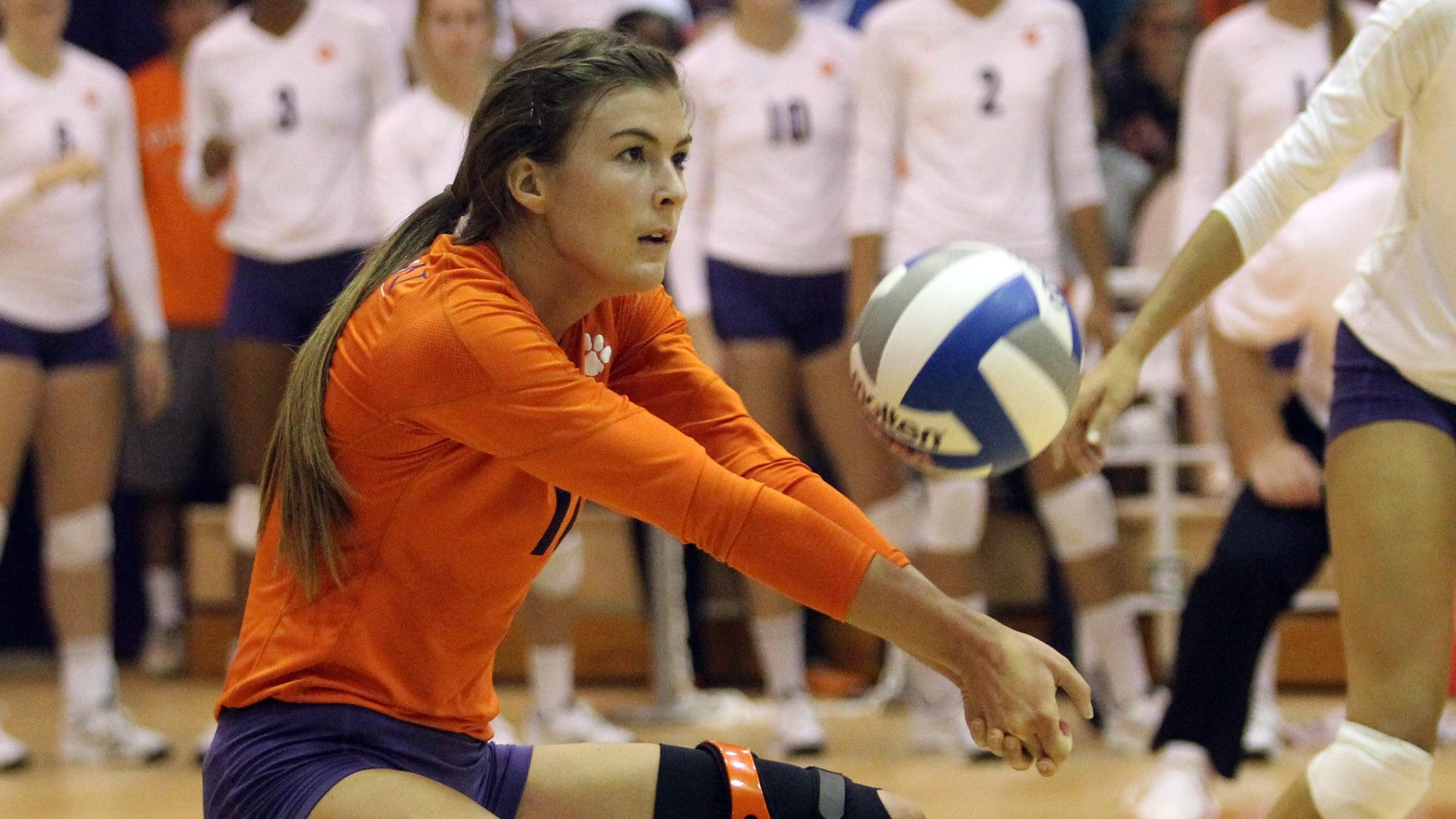 @ClemsonVB Announces Spring Schedule