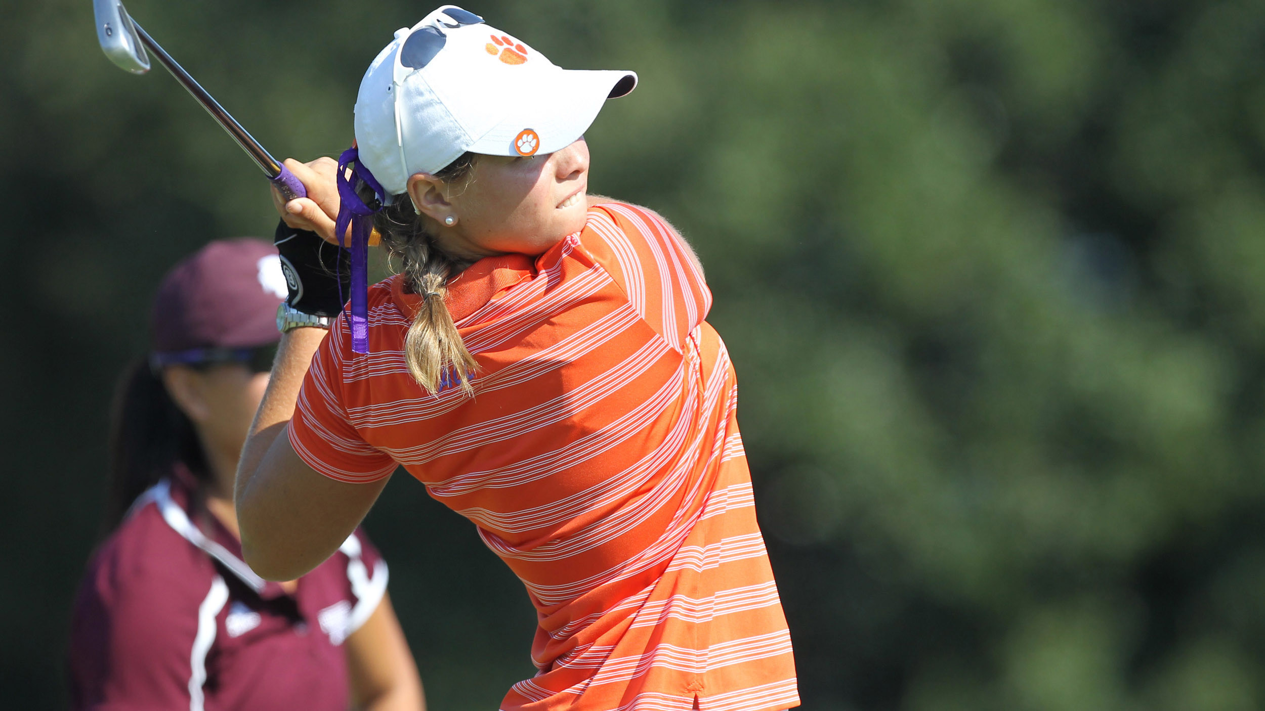 Women's Golf Finishes Third at Landfall Tradition