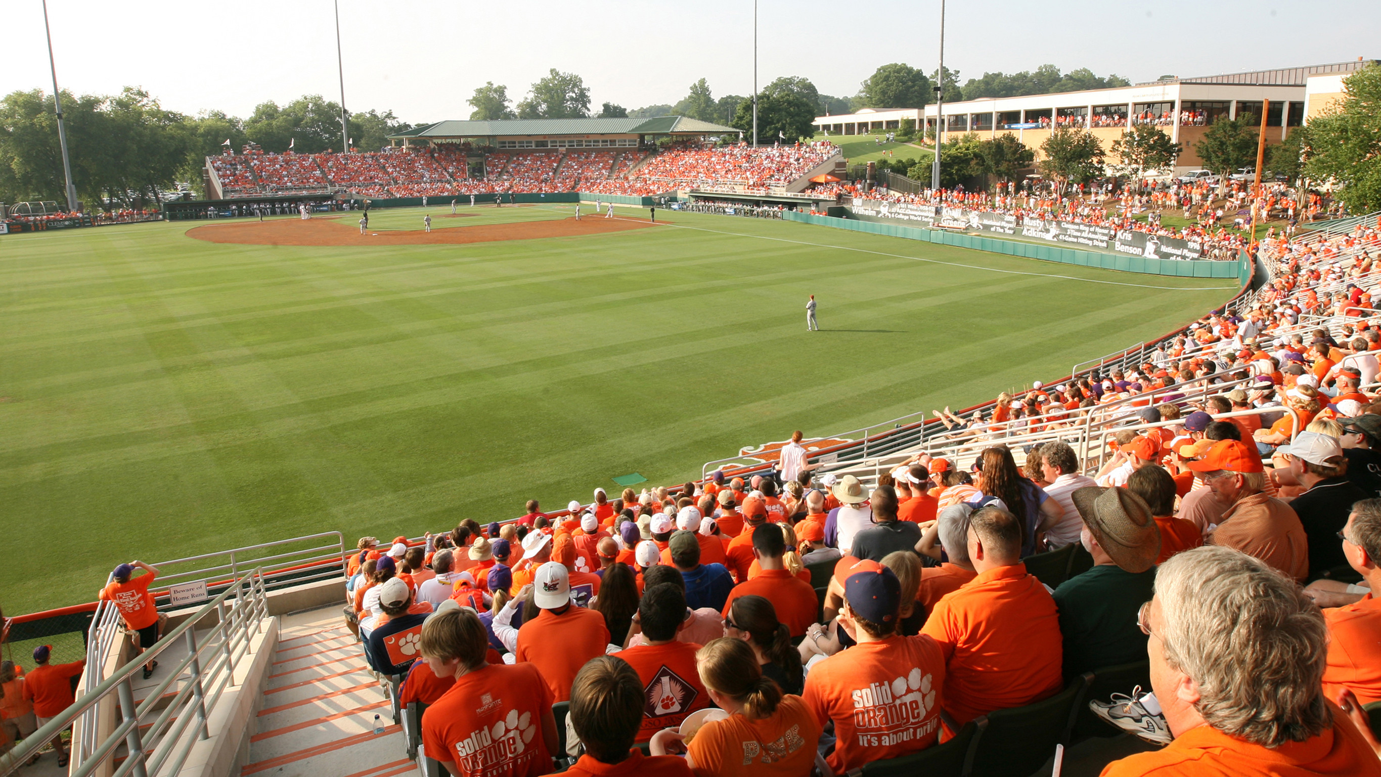 Clemson Baseball to Begin Fall Practice Friday
