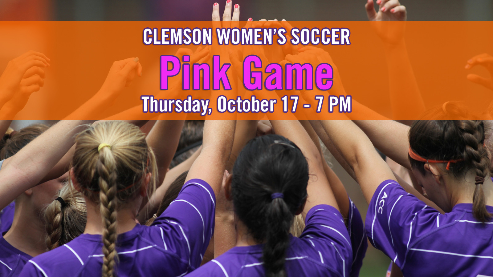 Tigers to Play Host to Duke in Pink Game Thursday