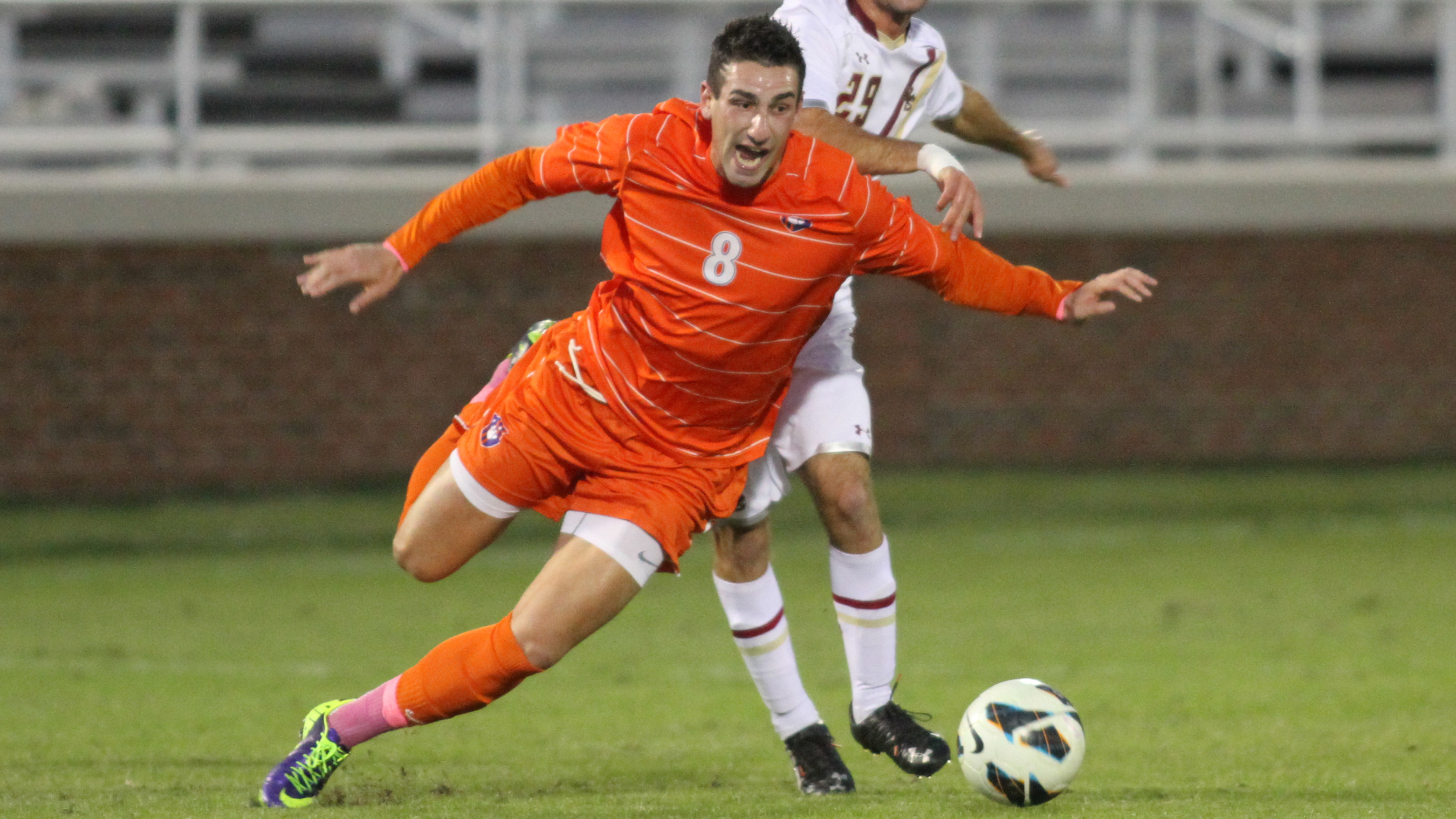 Clemson Will Play #9 North Carolina Tuesday Night in ACC Quarterfinals