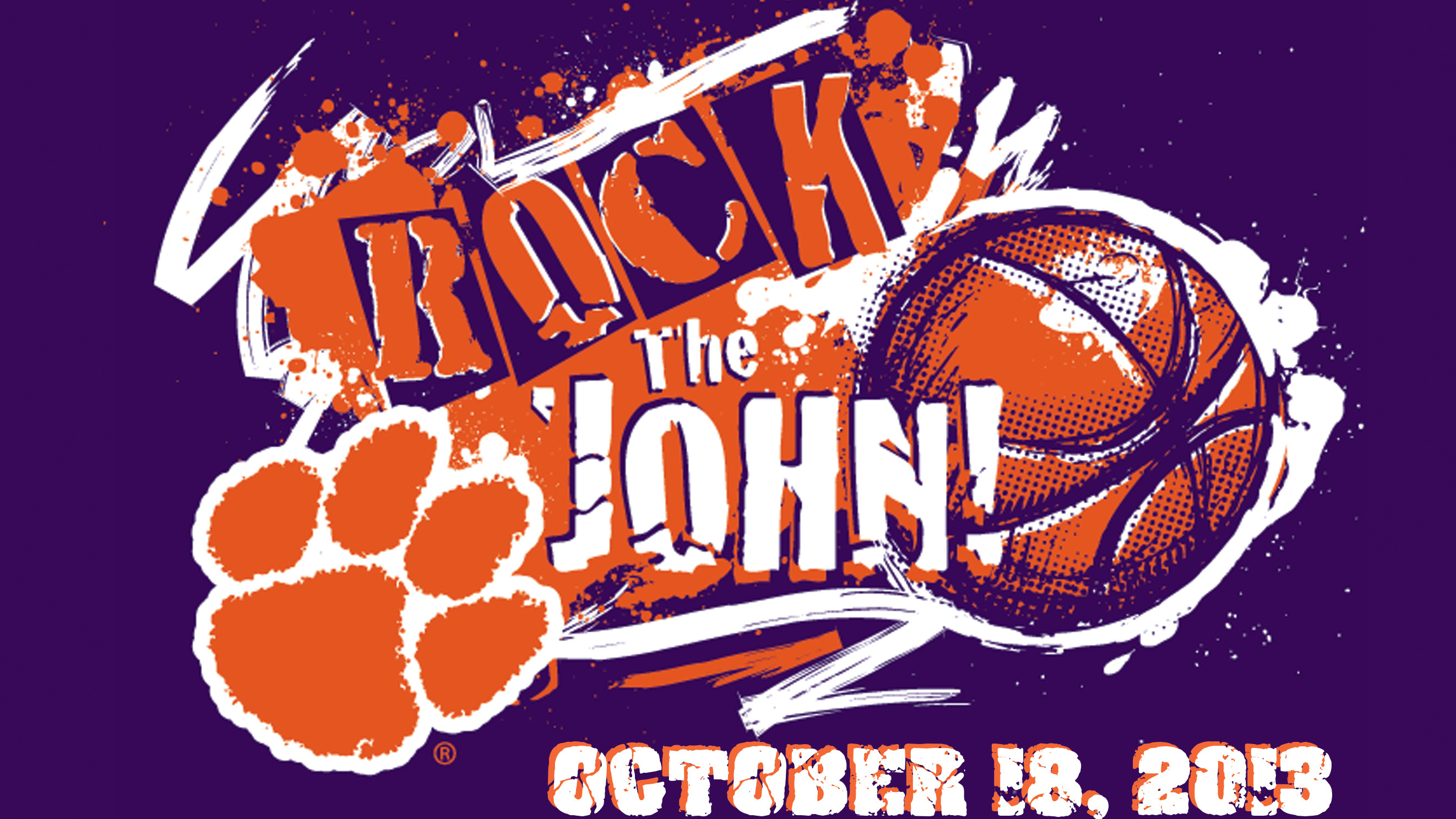 Sixth Annual Rock the 'John Set for Friday, Oct. 18