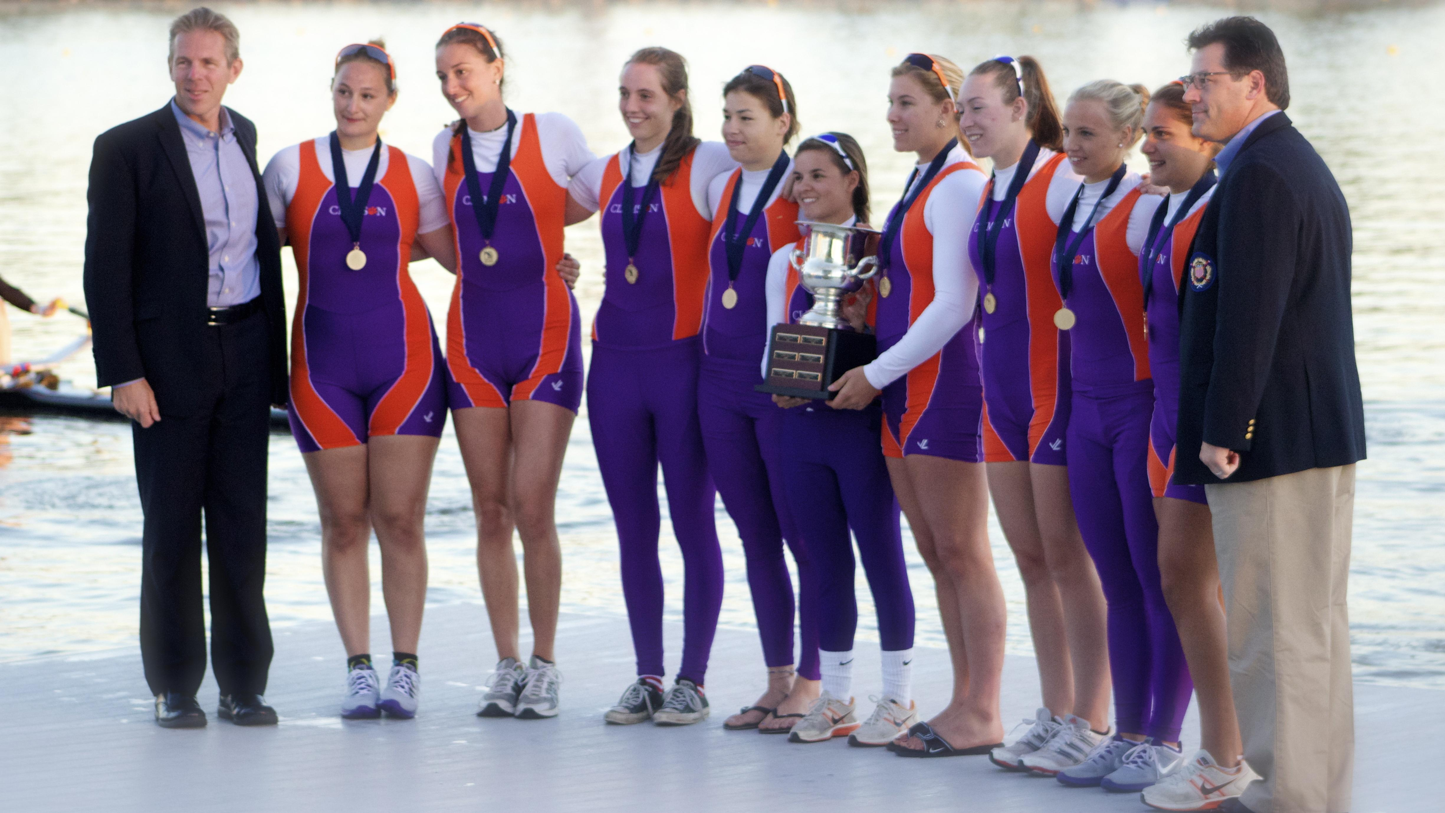 Rowing Records Strong Performance at Head of the Oklahoma