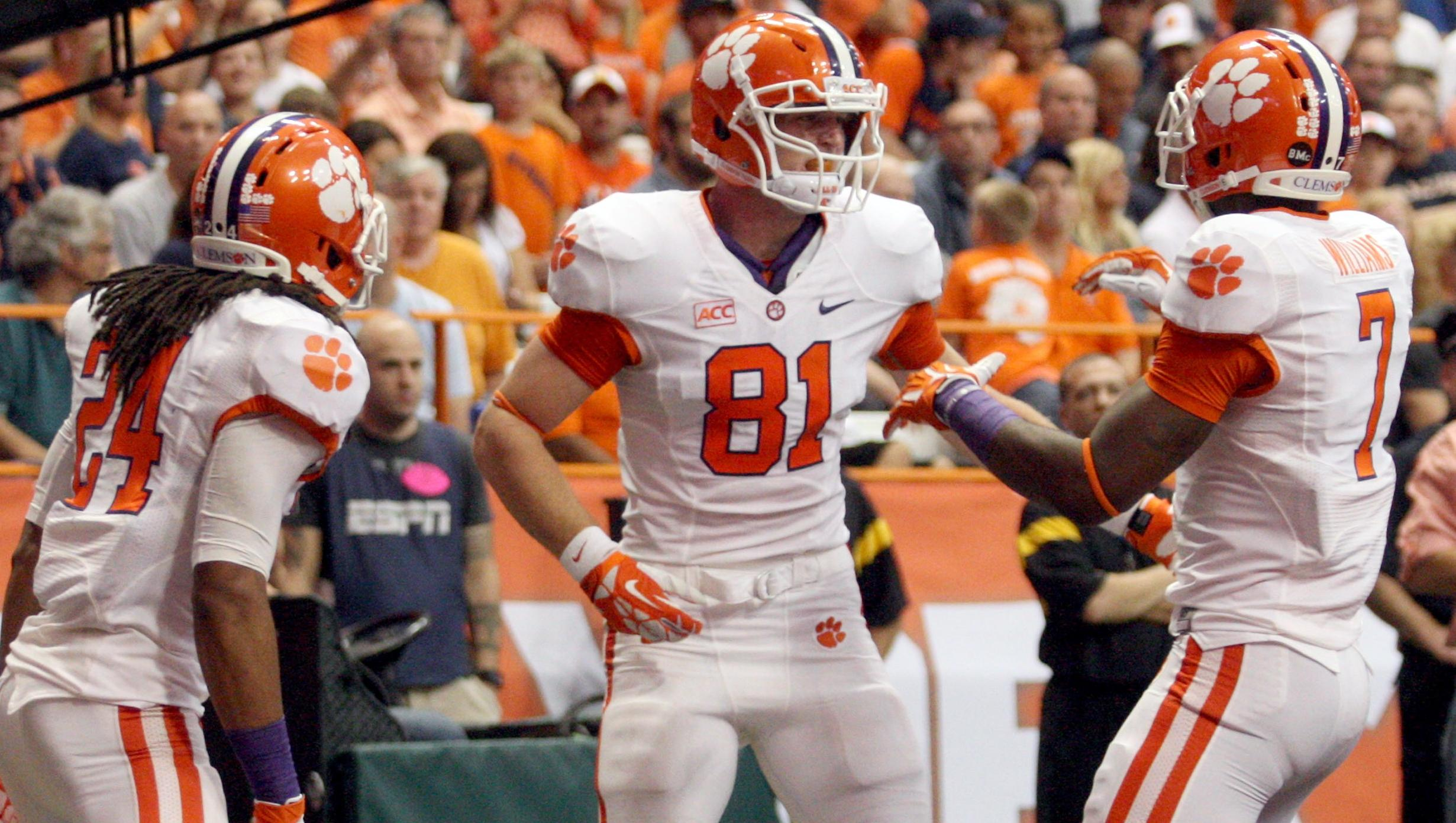 Clemson Football Video: Road Trip to Maryland