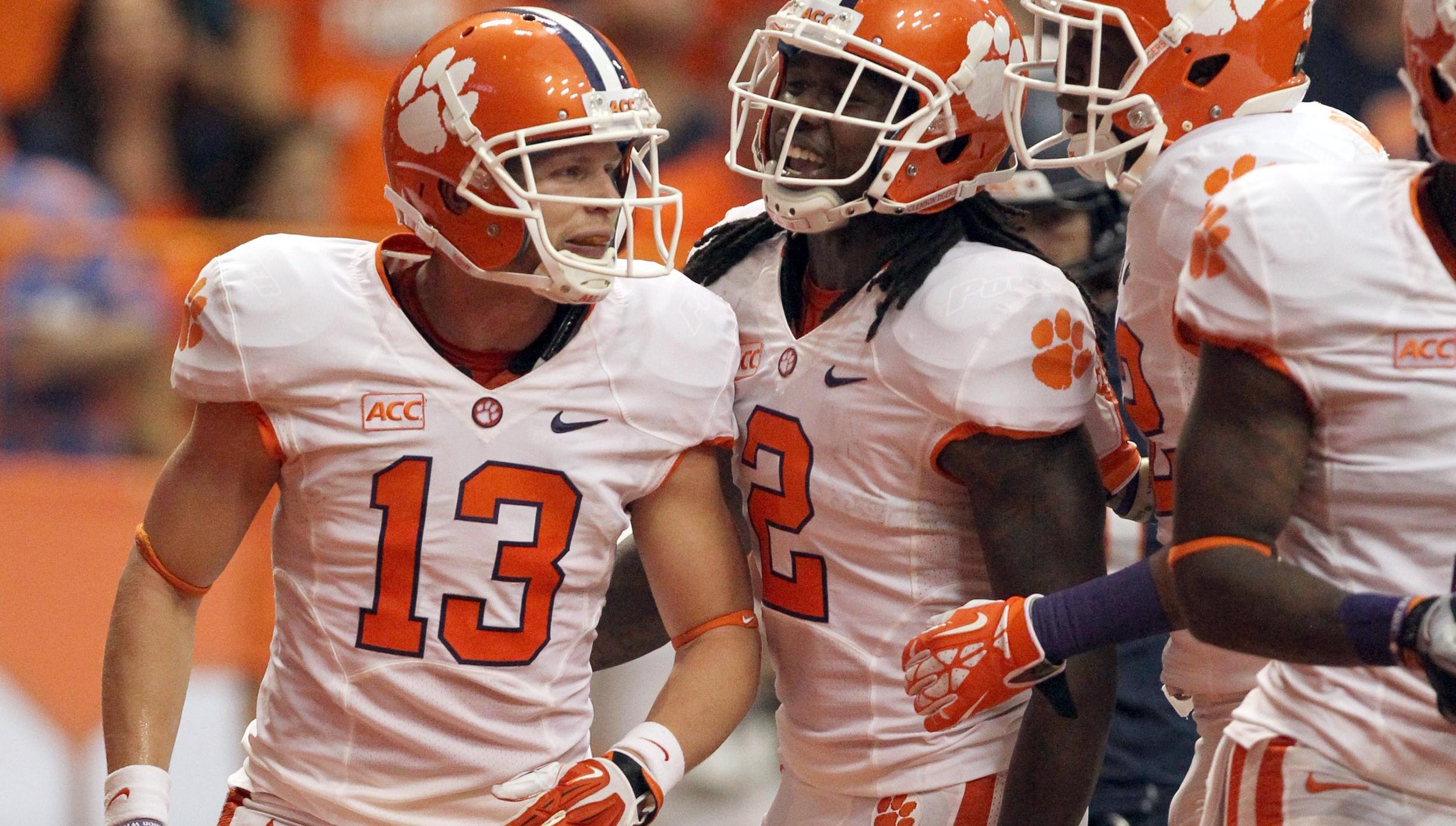 Clemson Football Video: Road Trip to Syracuse
