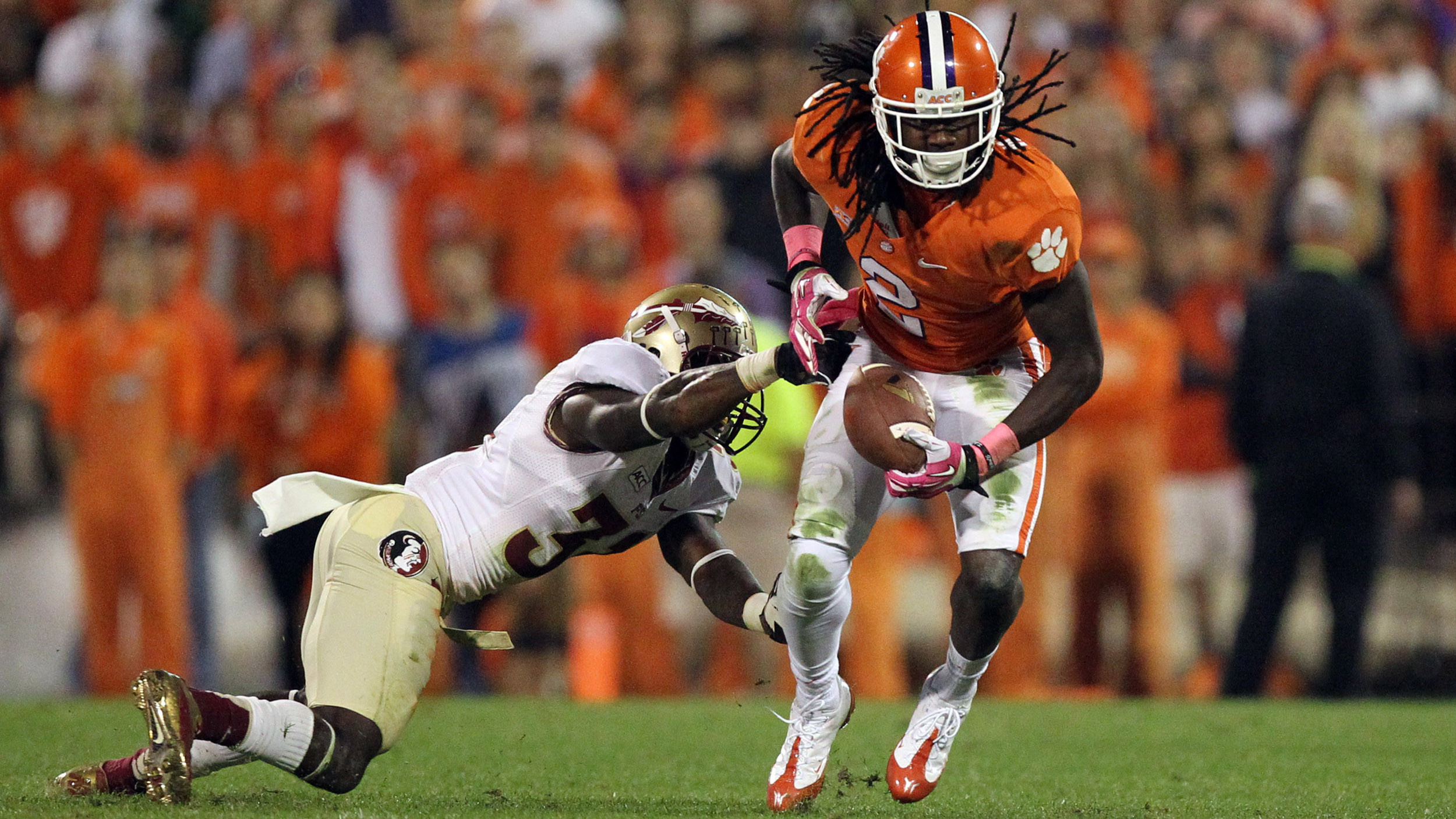 Turnovers Costly for Tigers in Showdown with Florida State