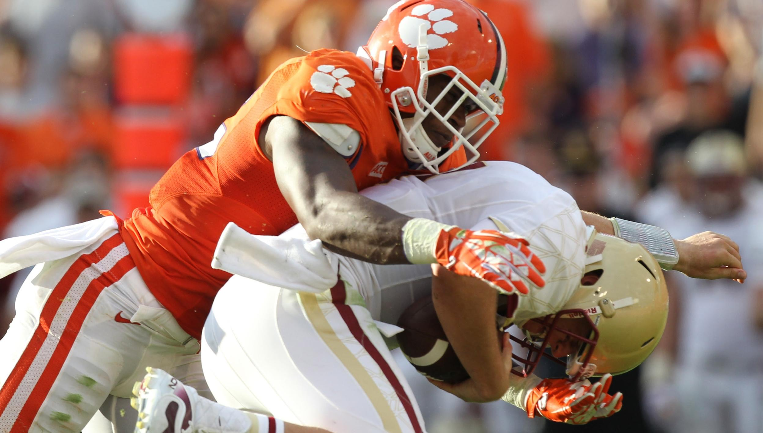 Clemson vs. Boston College Replay Now Available on ClemsonTigers.com