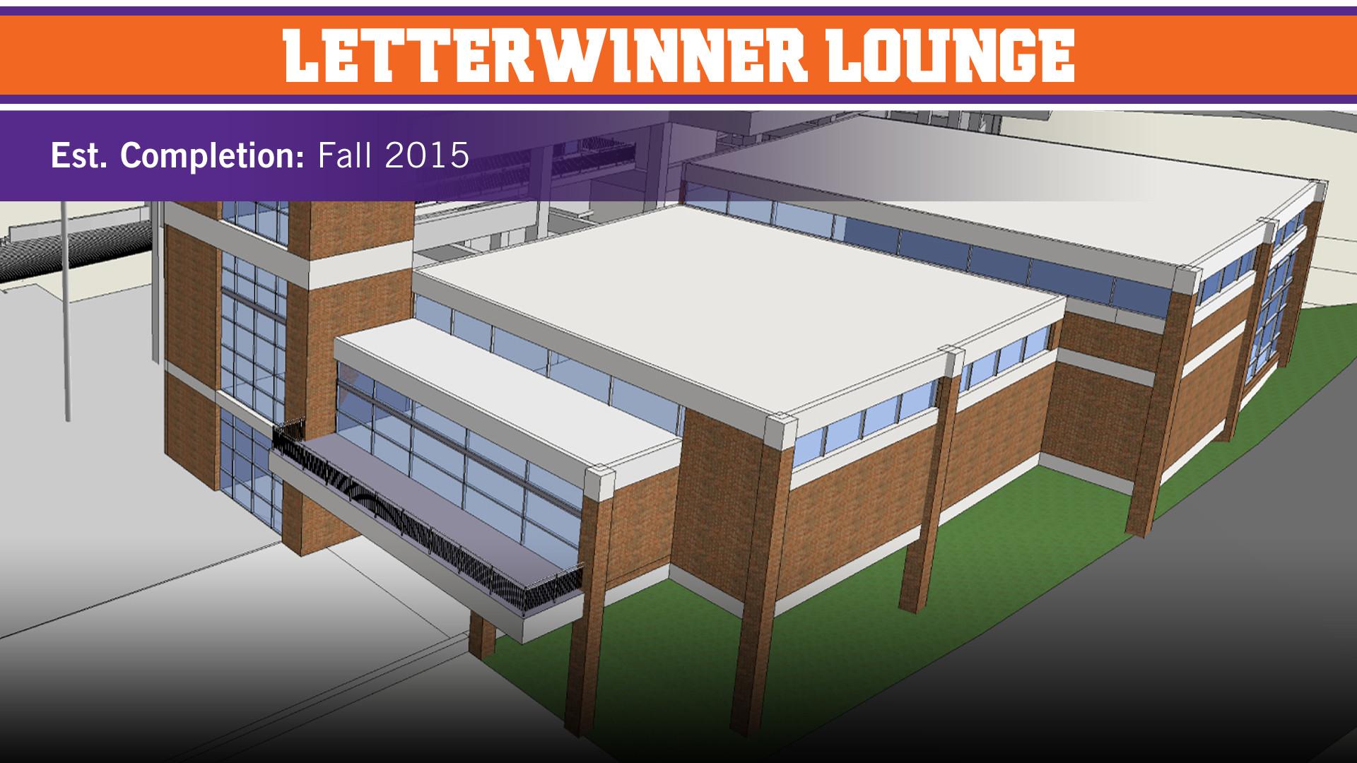 Letterwinner Lounge