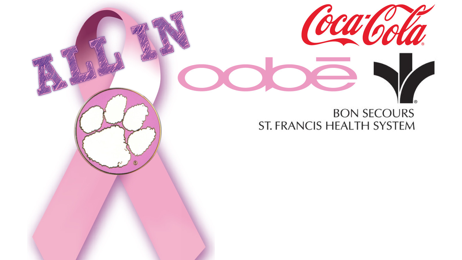 Today's Breast Cancer Awareness Tiger Paw Pin Daily Feature