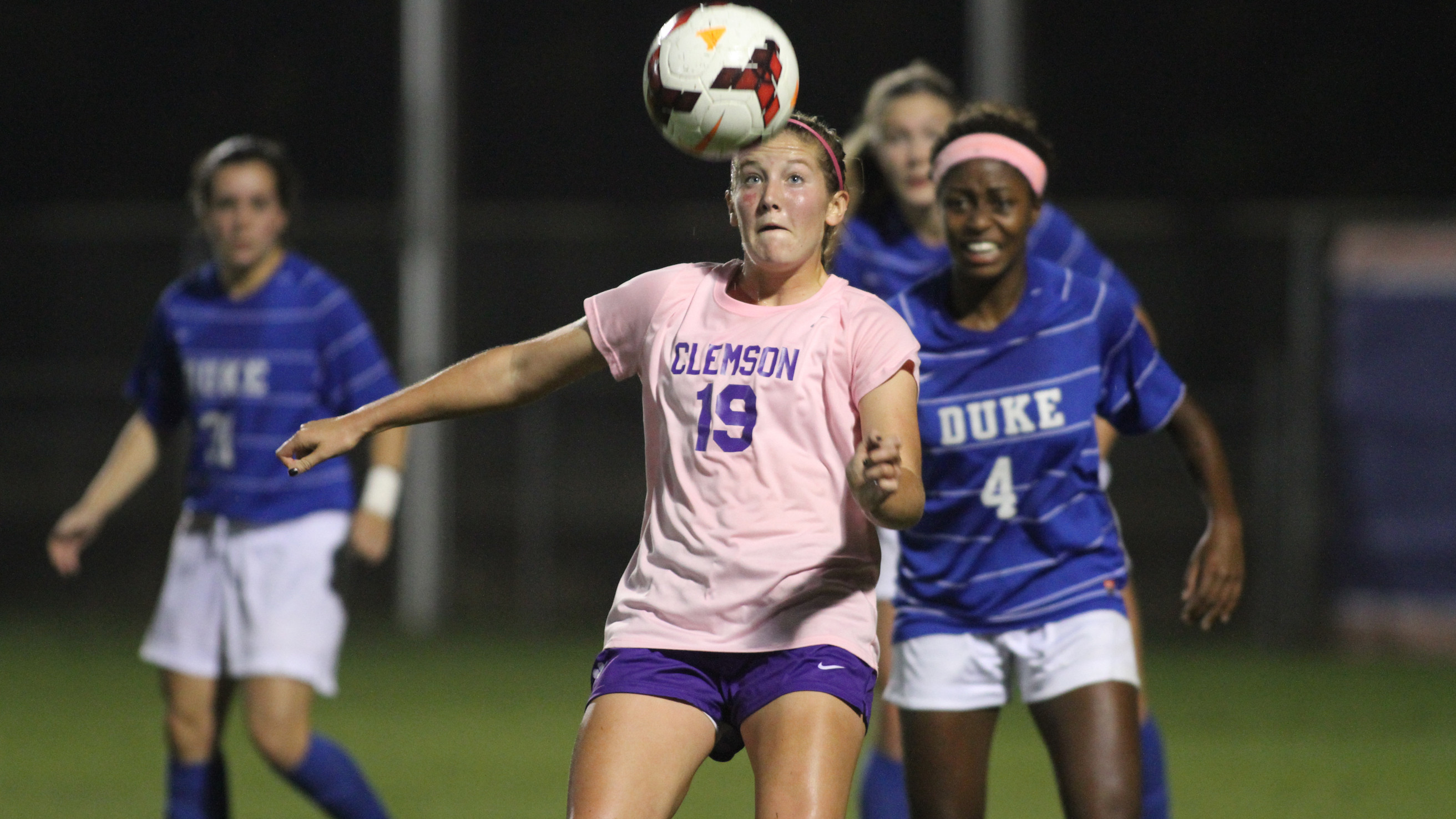 Clemson Women's Soccer to Play Host to #19 Wake Forest Sunday