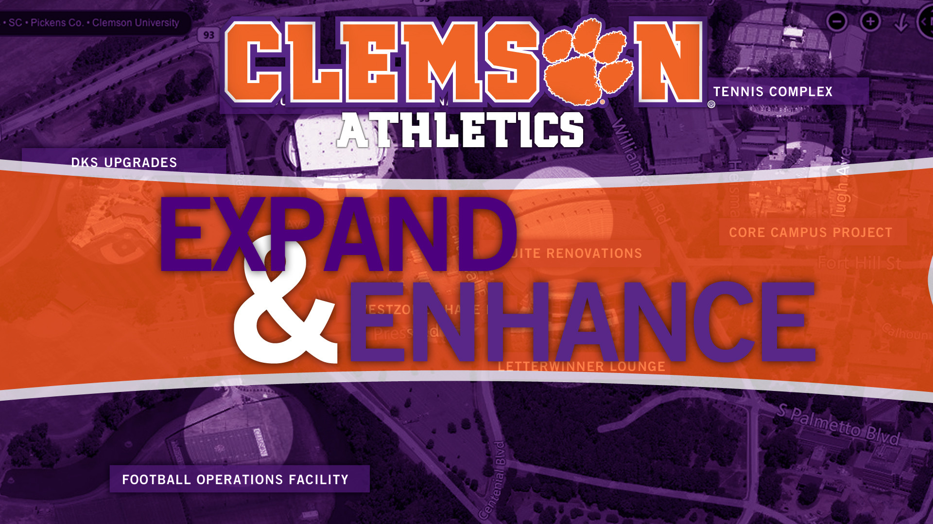 Clemson Athletic Facilities: How You Can Become Involved